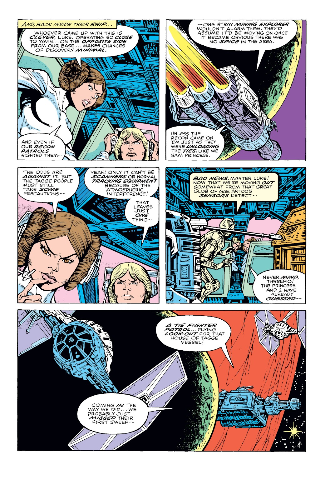 Read online Star Wars Legends: The Original Marvel Years - Epic Collection comic -  Issue # TPB 2 (Part 1) - 40