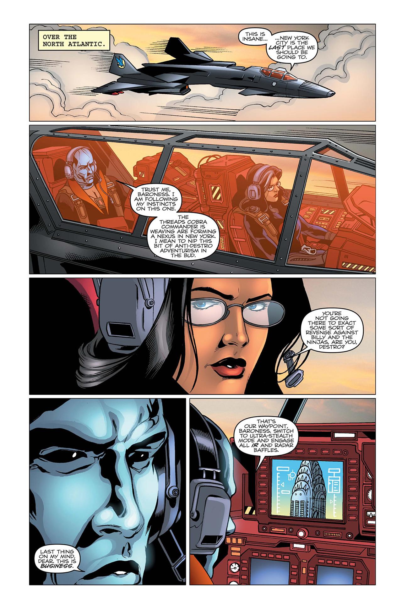 G.I. Joe: A Real American Hero 168 Page 12