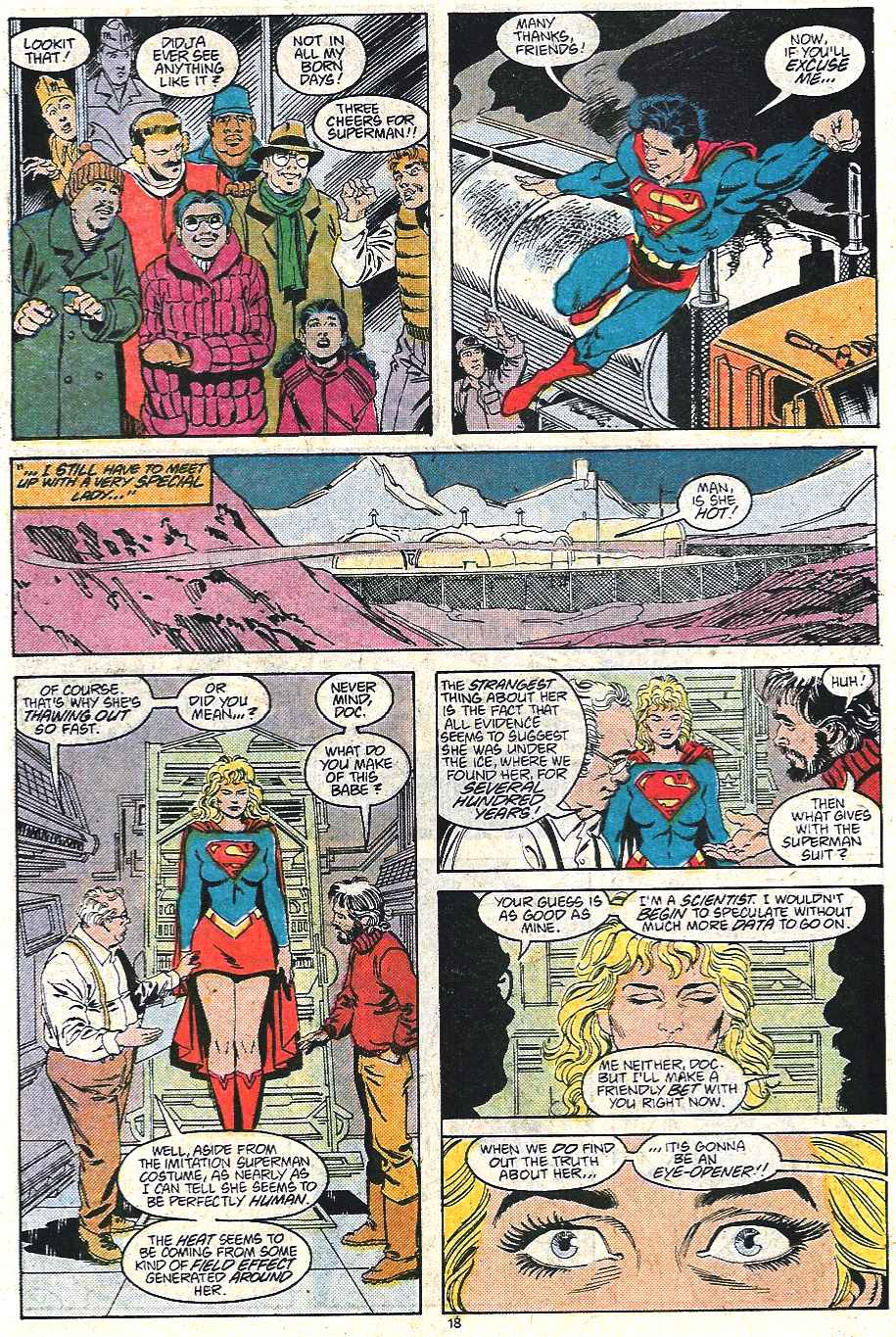Read online Adventures of Superman (1987) comic -  Issue #440 - 19