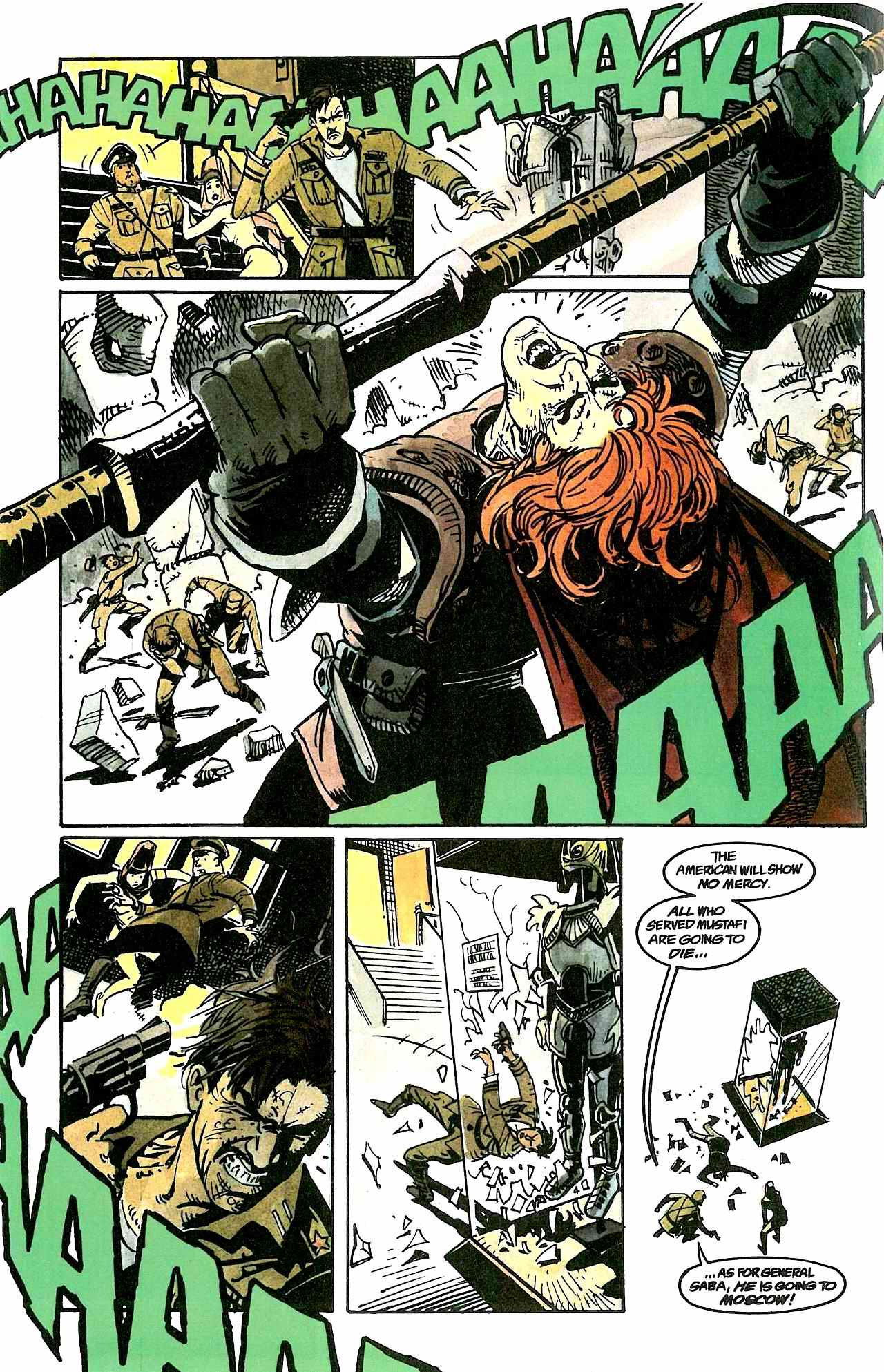 Read online Clash comic -  Issue #2 - 11