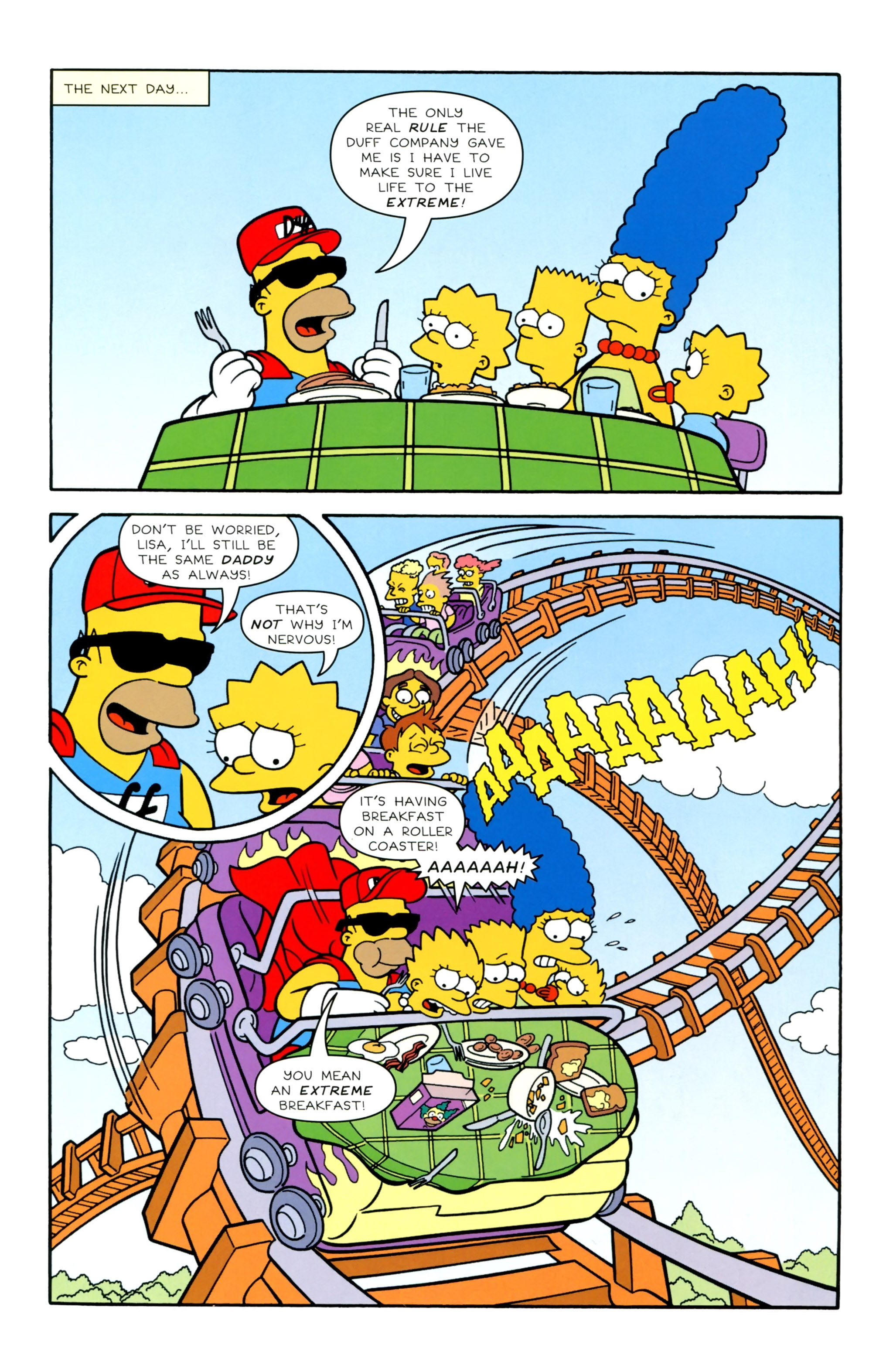 Read online Simpsons Illustrated (2012) comic -  Issue #20 - 9