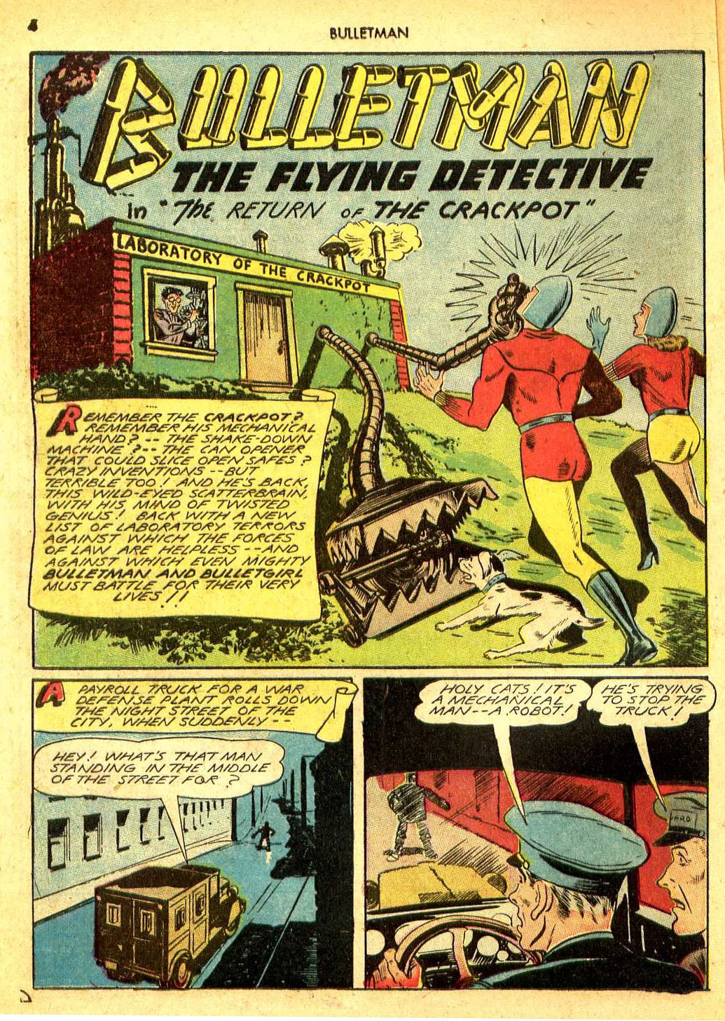 Bulletman issue 12 - Page 3
