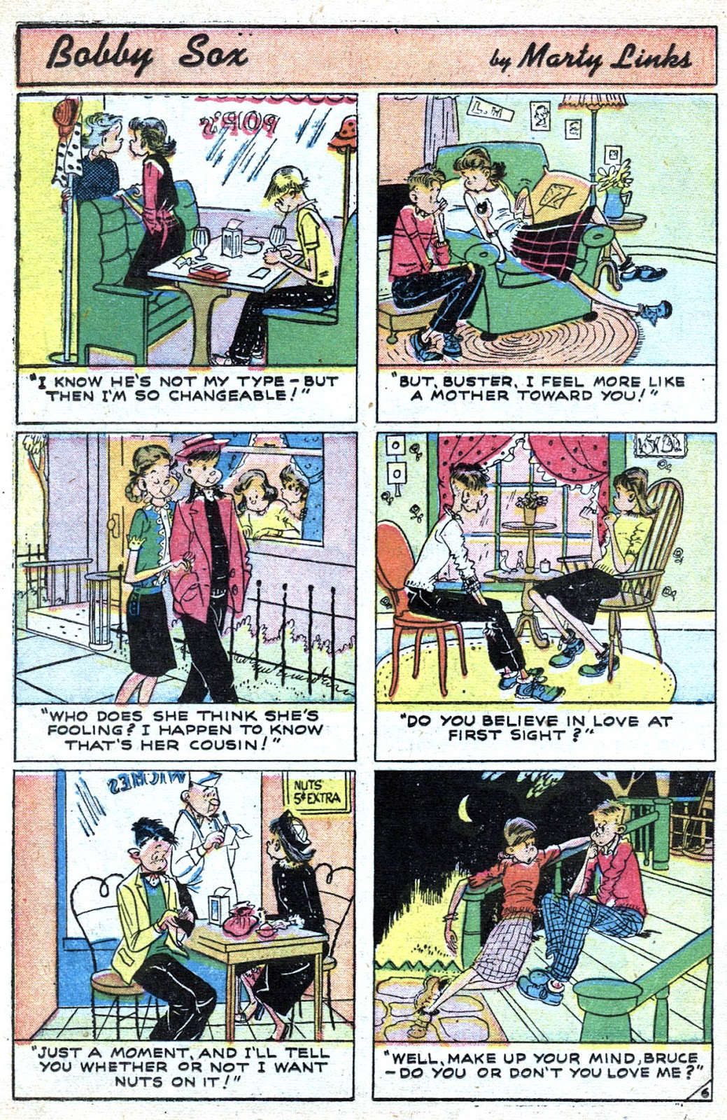 Read online Famous Funnies comic -  Issue #184 - 34