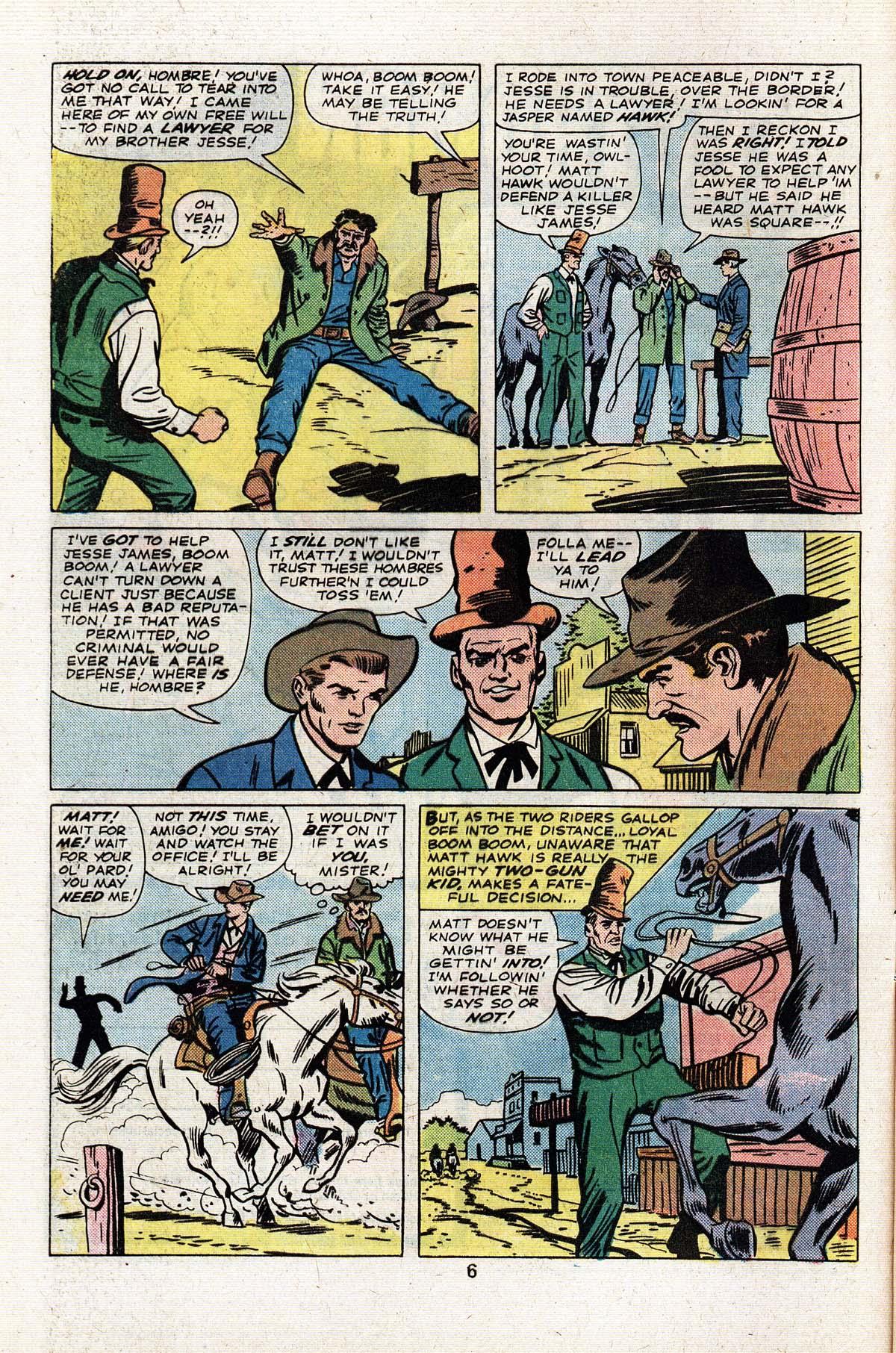 Read online Two-Gun Kid comic -  Issue #125 - 8