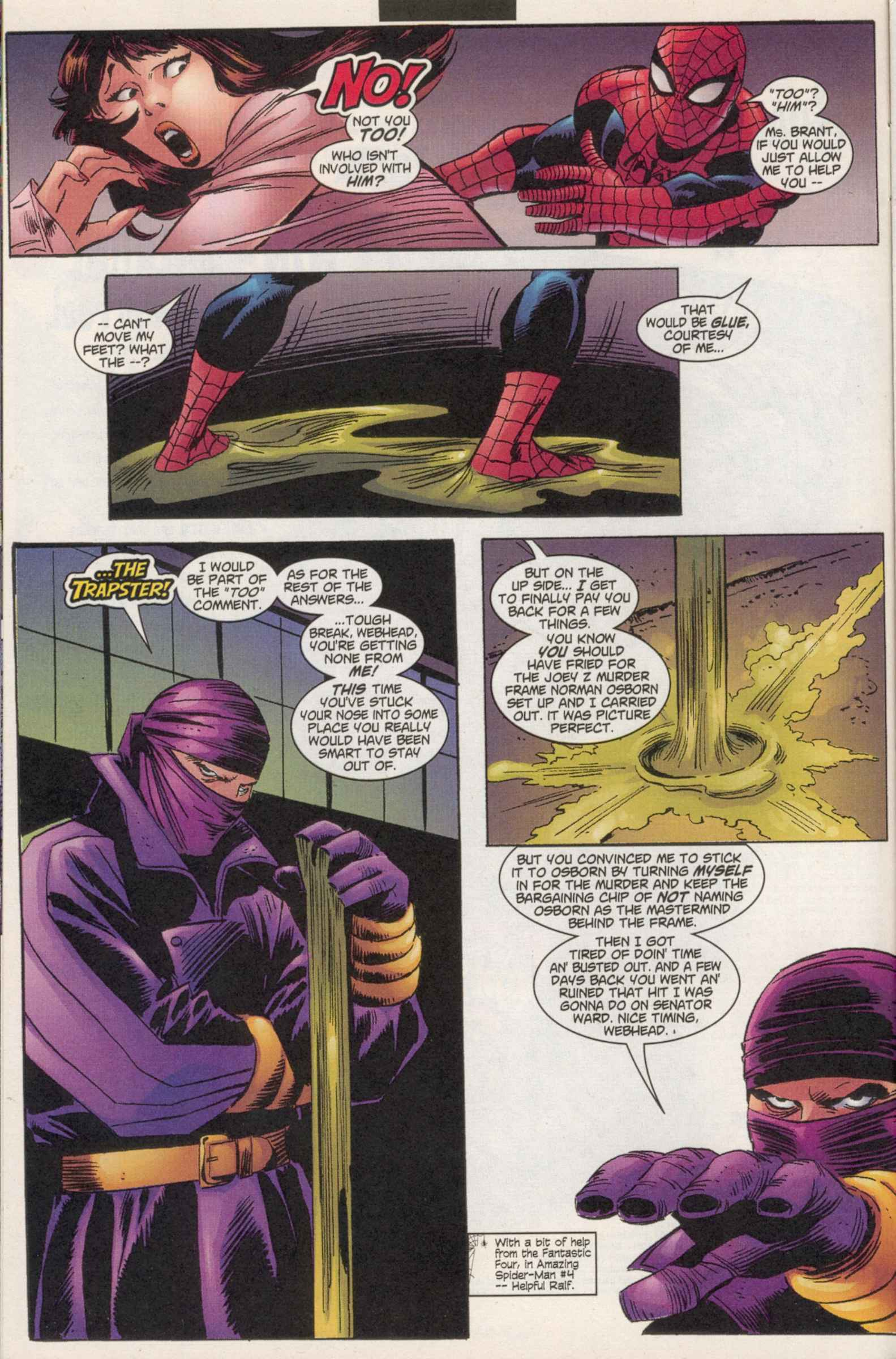 The Amazing Spider-Man (1999) _Annual_1 Page 5