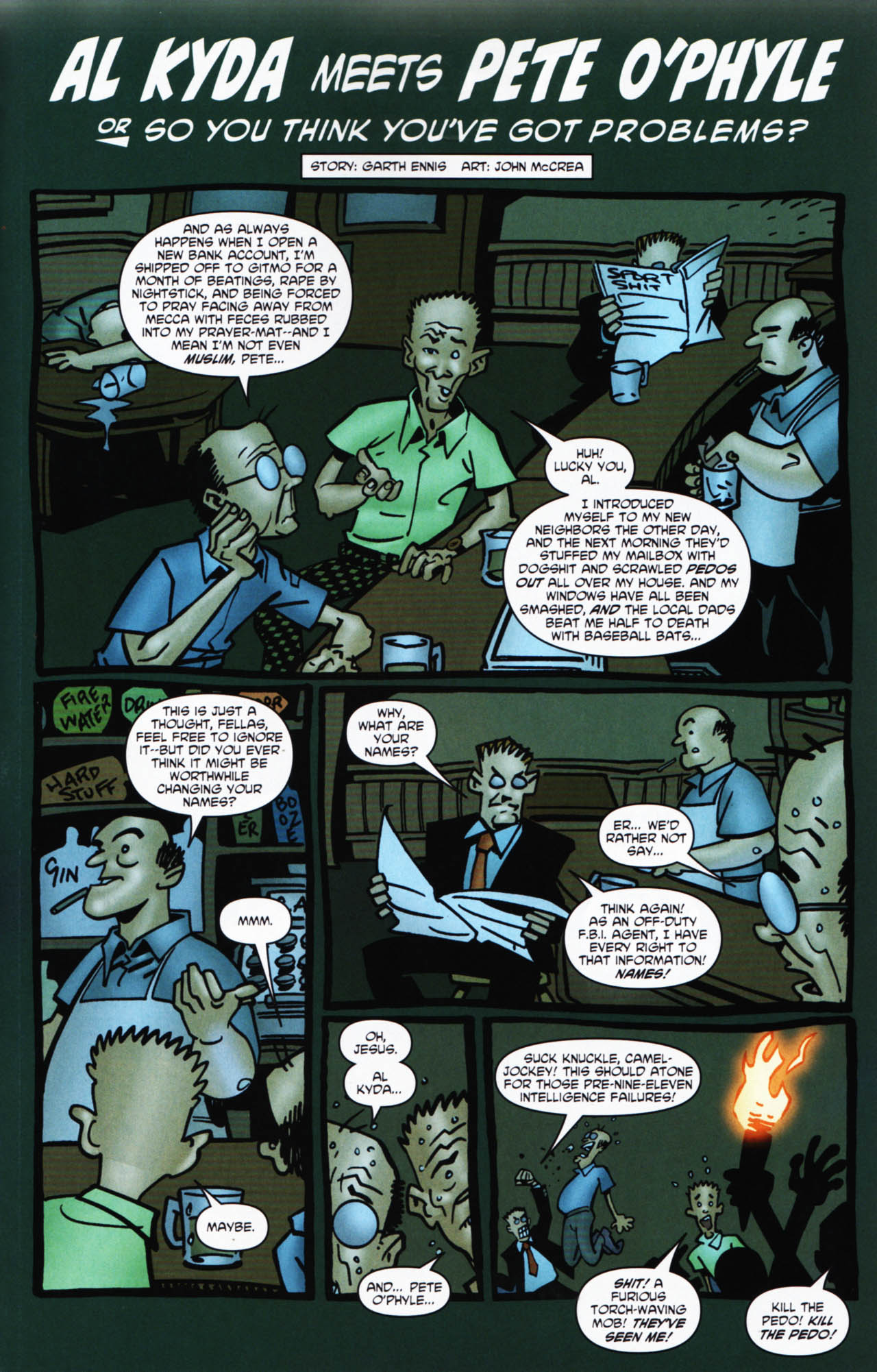 Read online Chronicles of Wormwood: The Last Enemy comic -  Issue # Full - 47