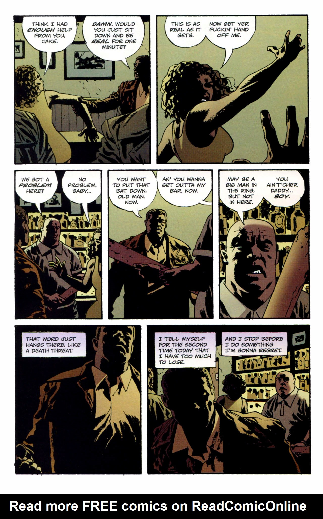 Read online Criminal (2008) comic -  Issue #1 - 14