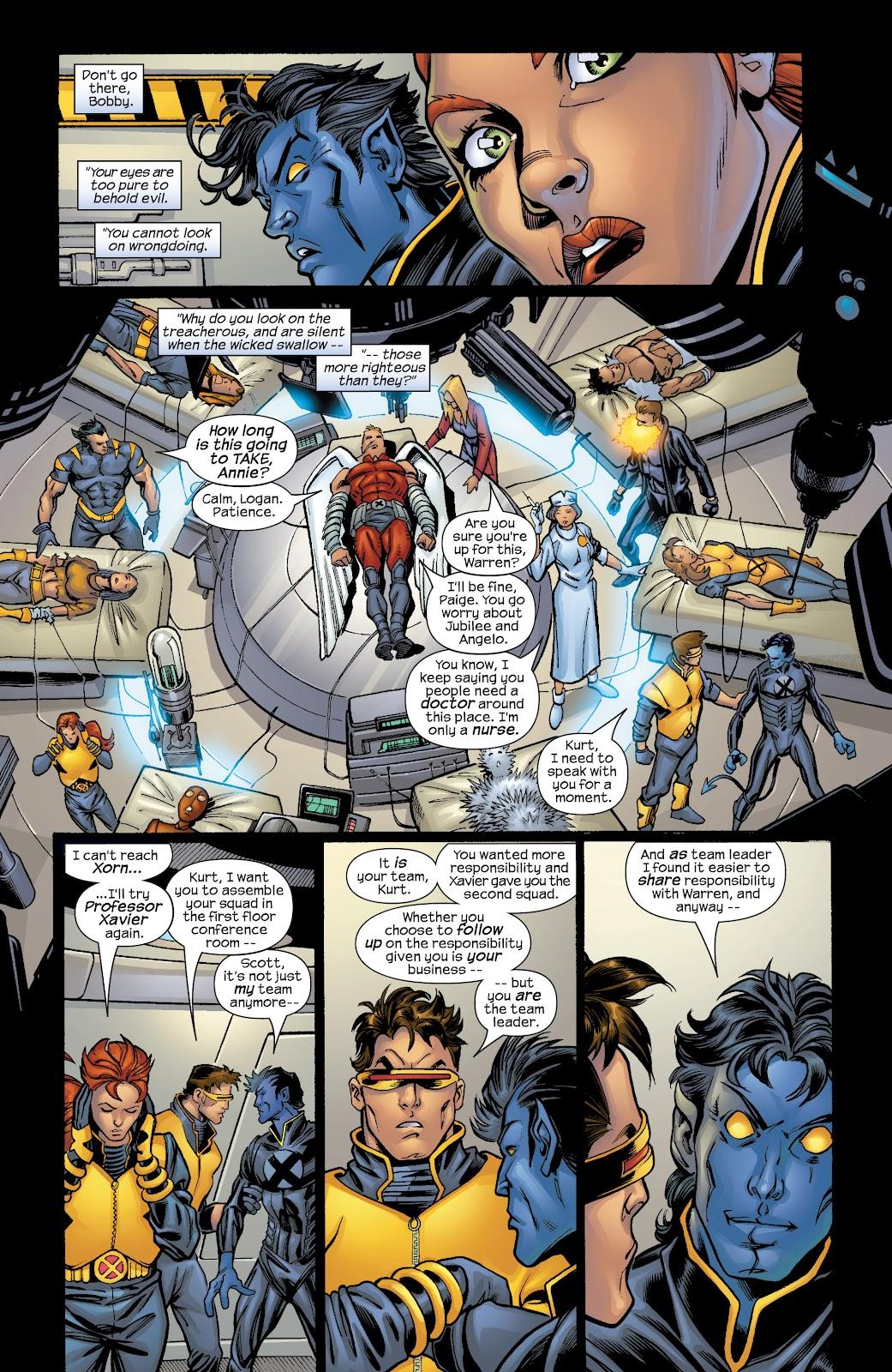 Uncanny X-Men (1963) issue 423 - Page 9
