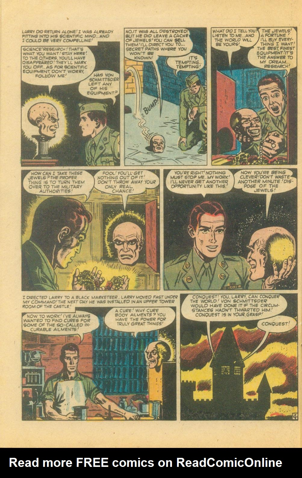 Crypt of Shadows (1973) issue 11 - Page 32