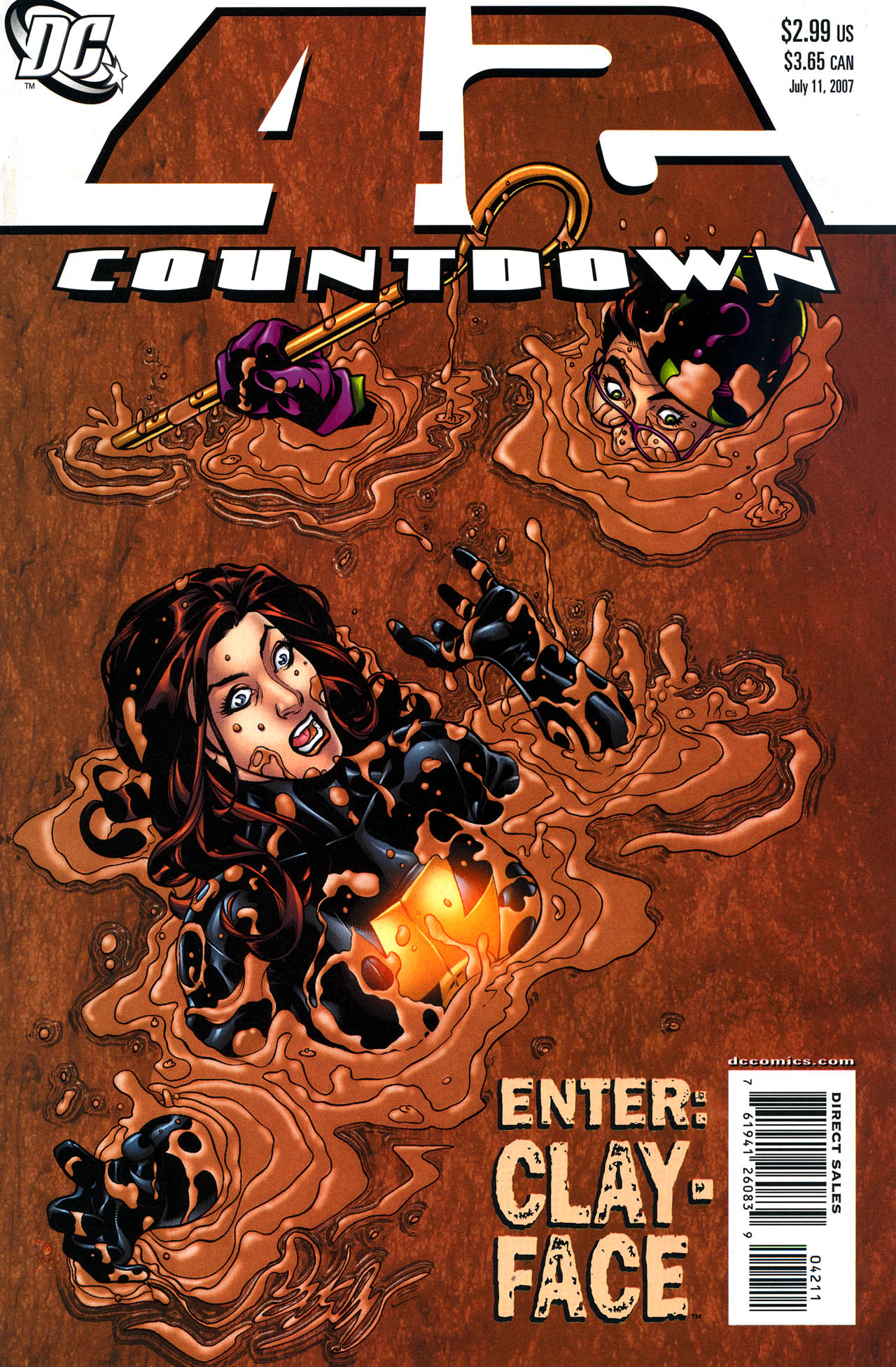 Countdown (2007) 42 Page 1