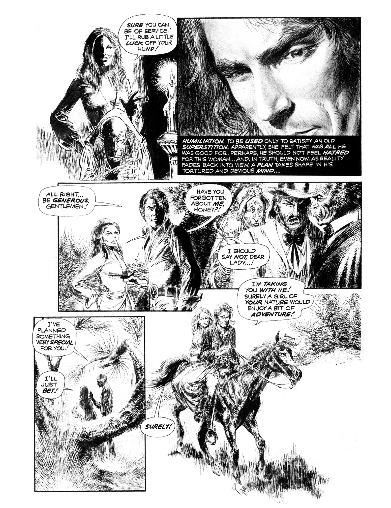Read online Eerie Archives comic -  Issue # TPB 13 - 52