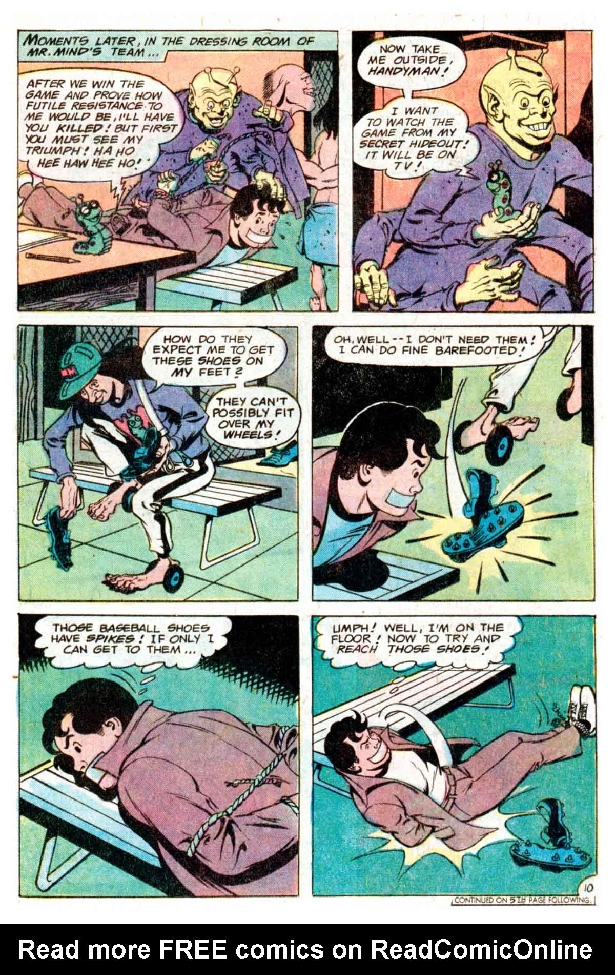 Read online Shazam! (1973) comic -  Issue #32 - 11