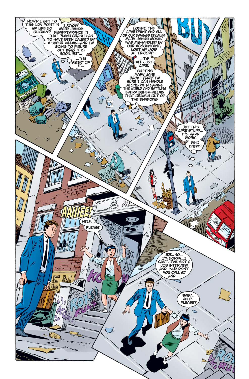 The Amazing Spider-Man (1999) 17 Page 5