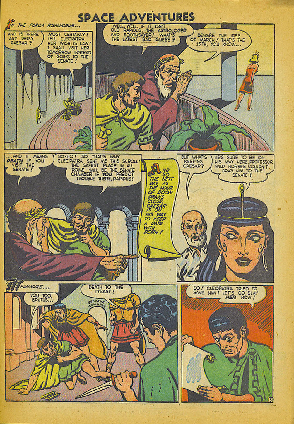 Space Adventures (1952) issue 3 - Page 30