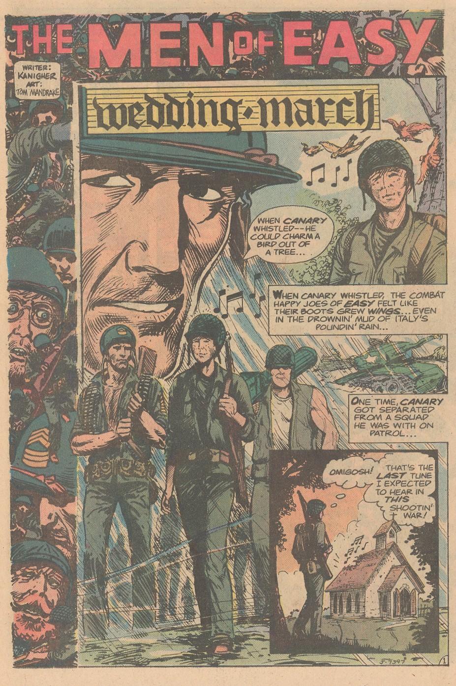 Read online Sgt. Rock comic -  Issue #359 - 21