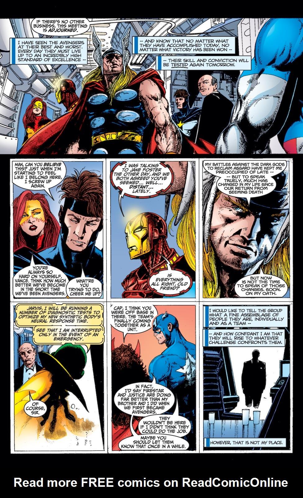 Read online Avengers (1998) comic -  Issue #Avengers (1998) Annual - 7