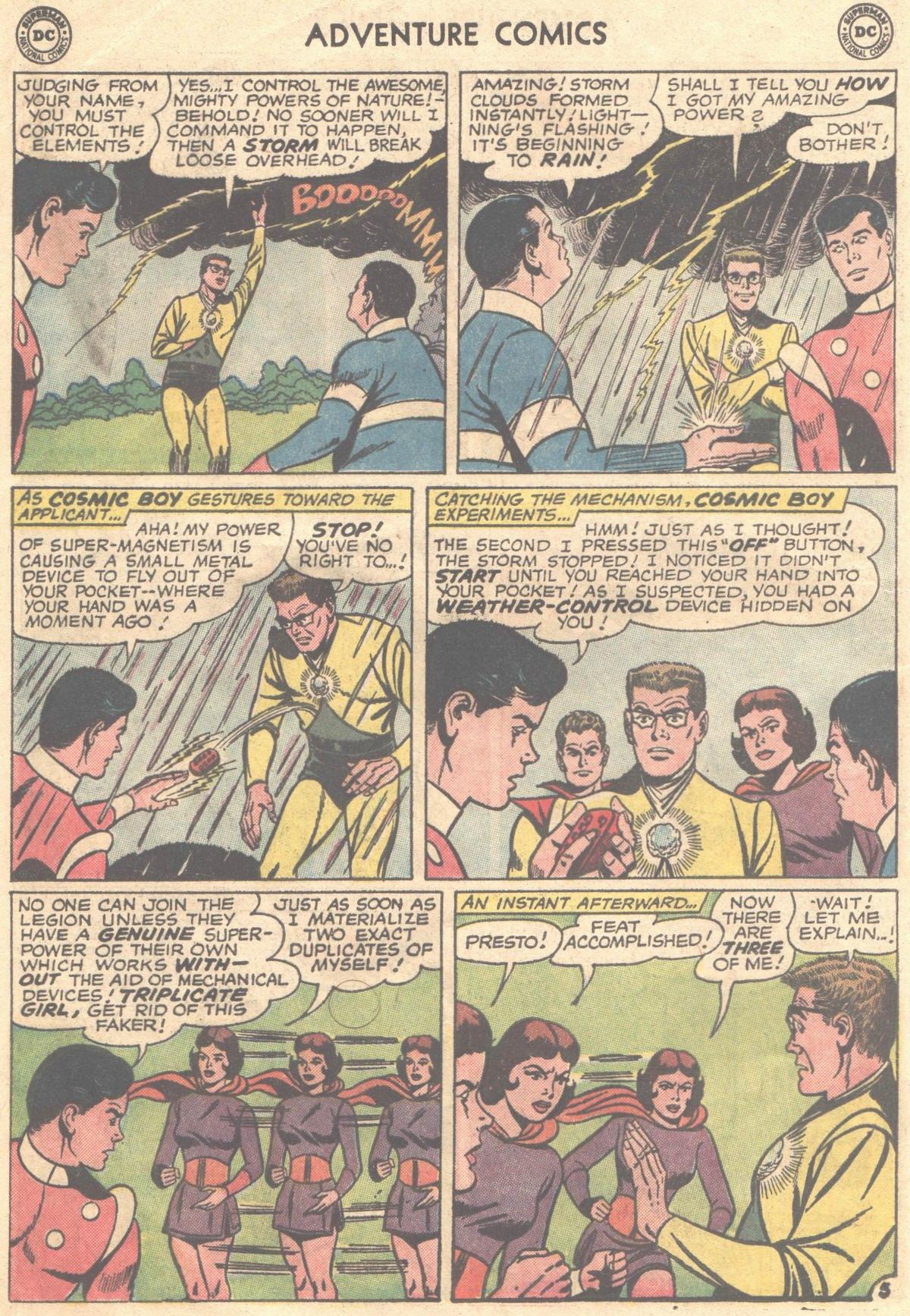 Read online Adventure Comics (1938) comic -  Issue #498 - 16