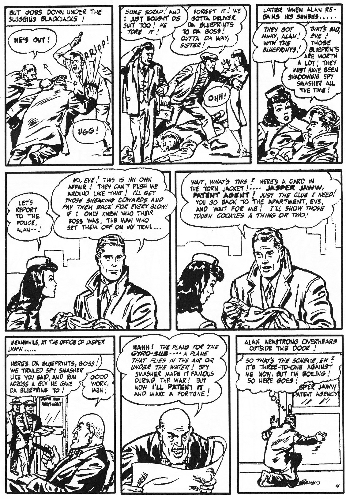 Read online Men of Mystery Comics comic -  Issue #75 - 55