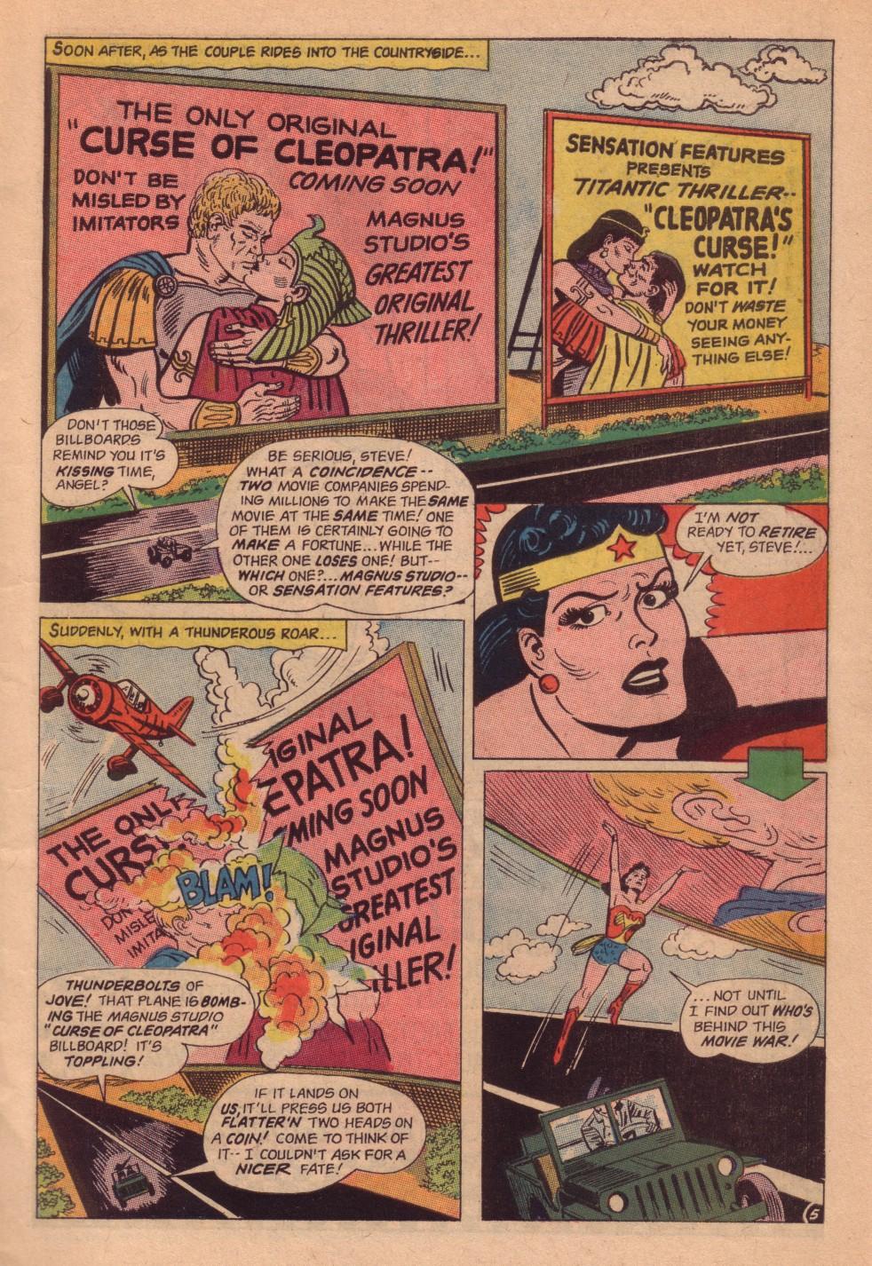 Read online Wonder Woman (1942) comic -  Issue #161 - 7