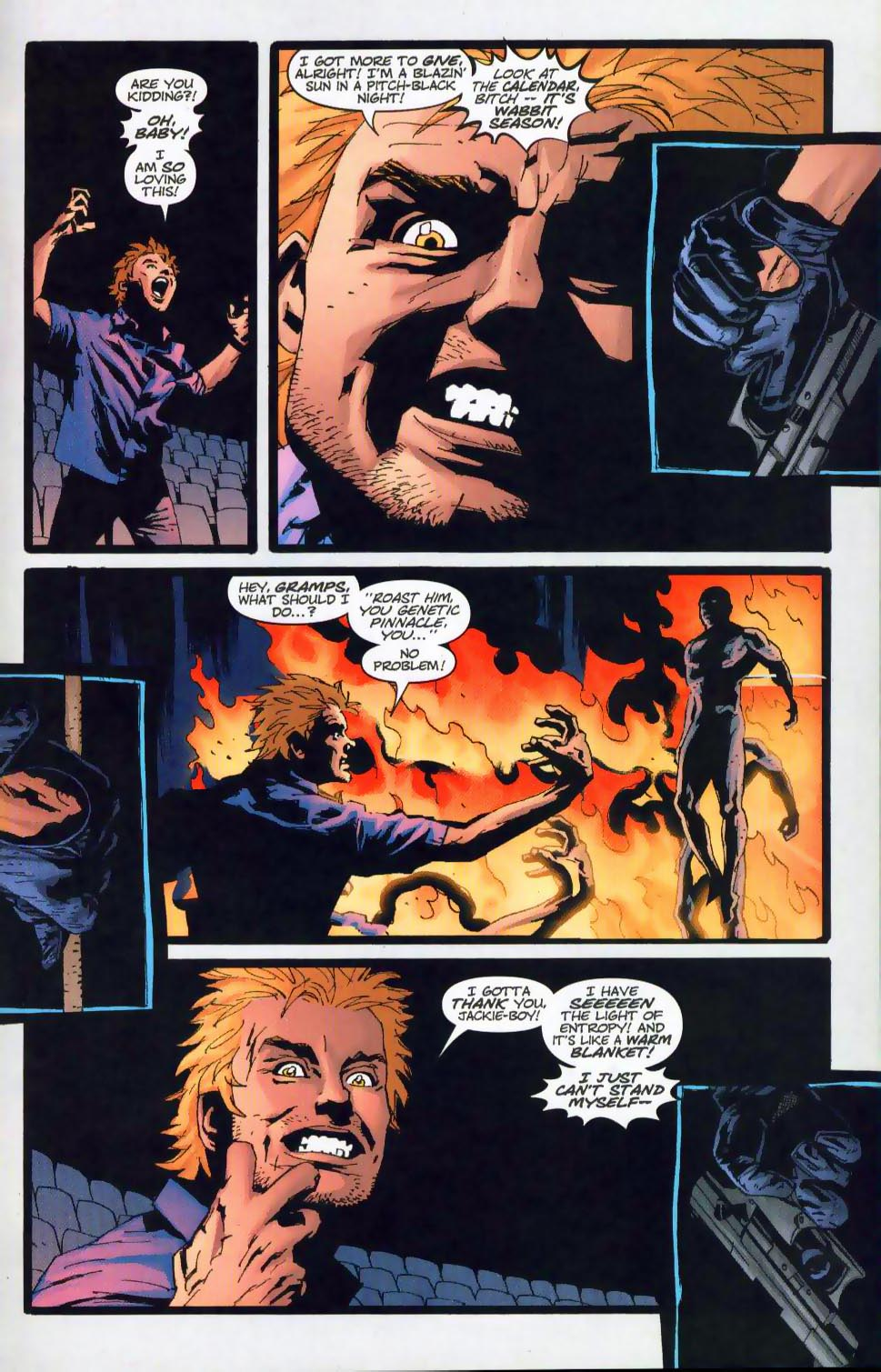 Wildcats (1999) Issue #19 #20 - English 18