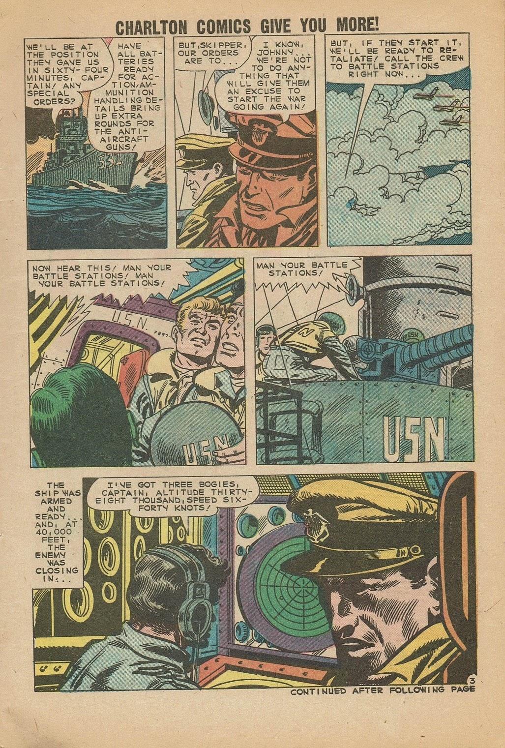 Read online Fightin' Navy comic -  Issue #95 - 5