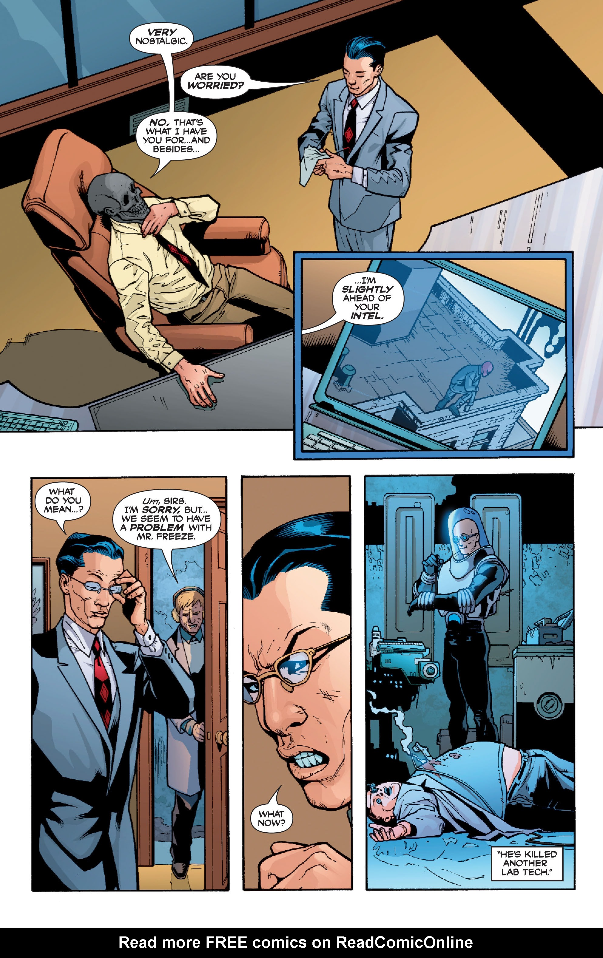 Read online Batman: Under The Red Hood comic -  Issue # Full - 39