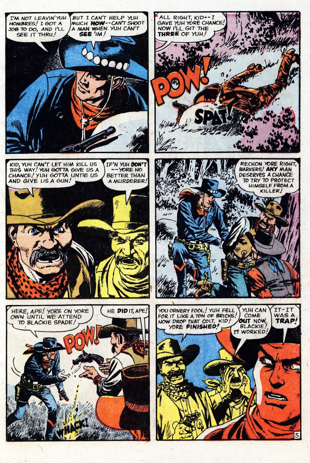 Gunsmoke Western issue 61 - Page 17