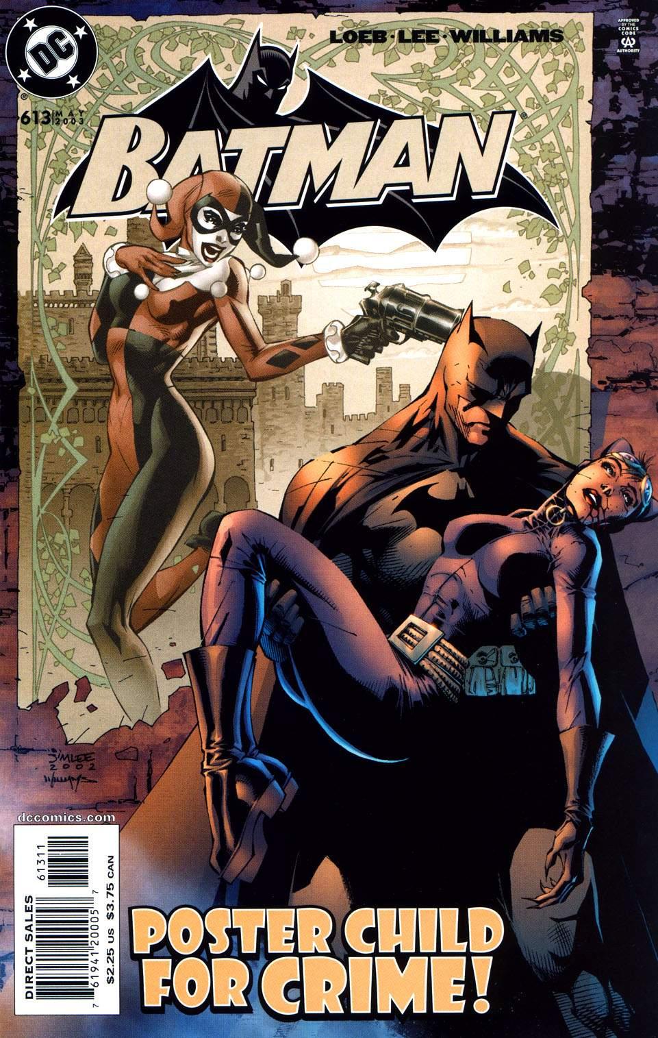 Batman: Hush 6 Page 1