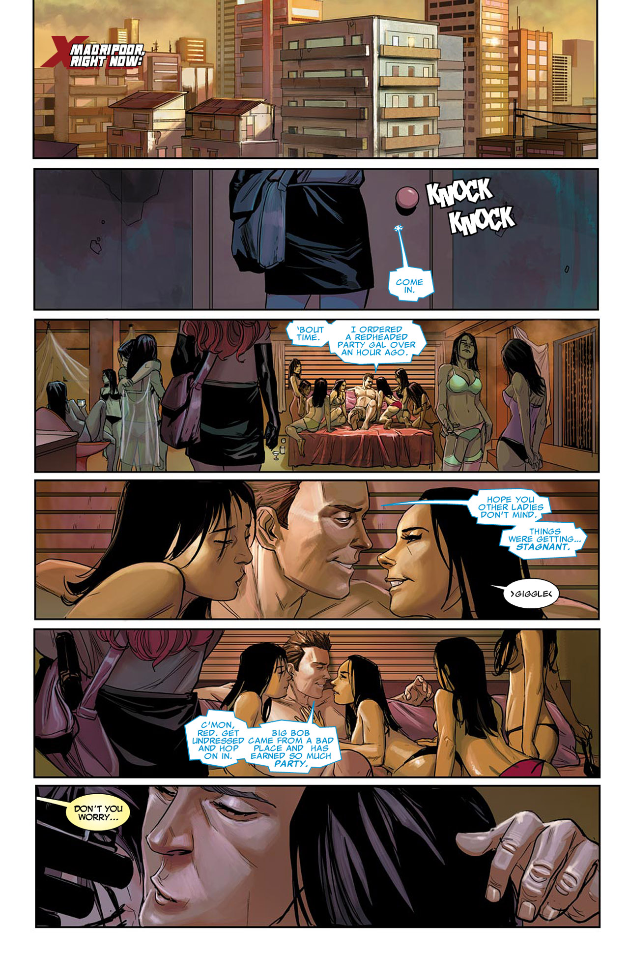 Uncanny X-Force (2010) #24 #26 - English 2