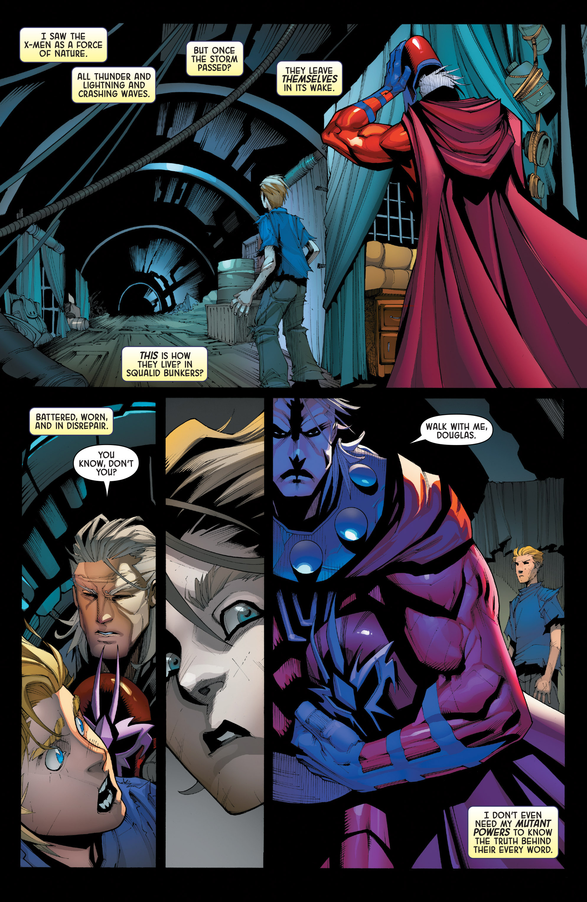 Read online Age of Apocalypse (2015) comic -  Issue #2 - 18