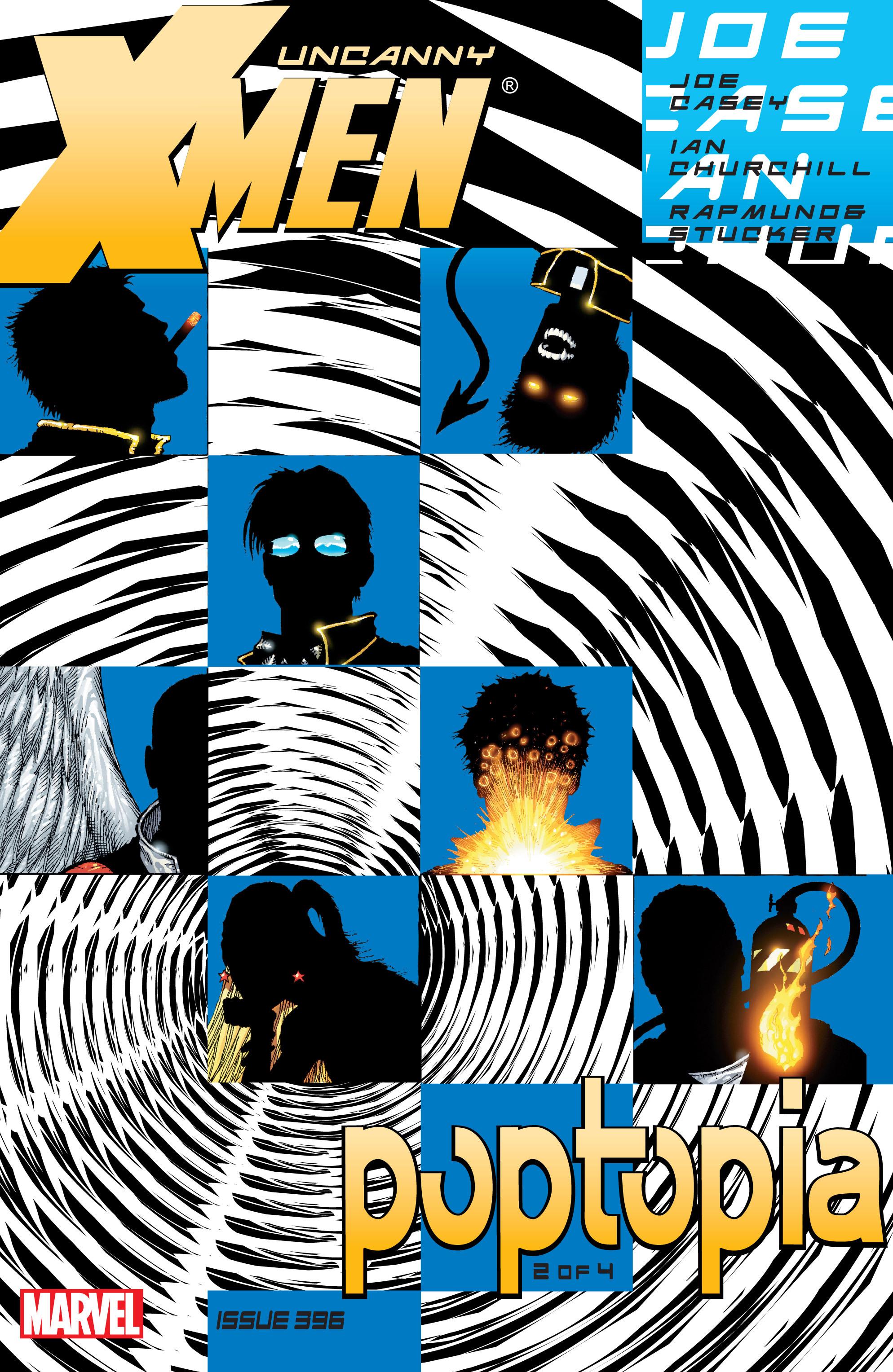 Uncanny X-Men (1963) 396 Page 1