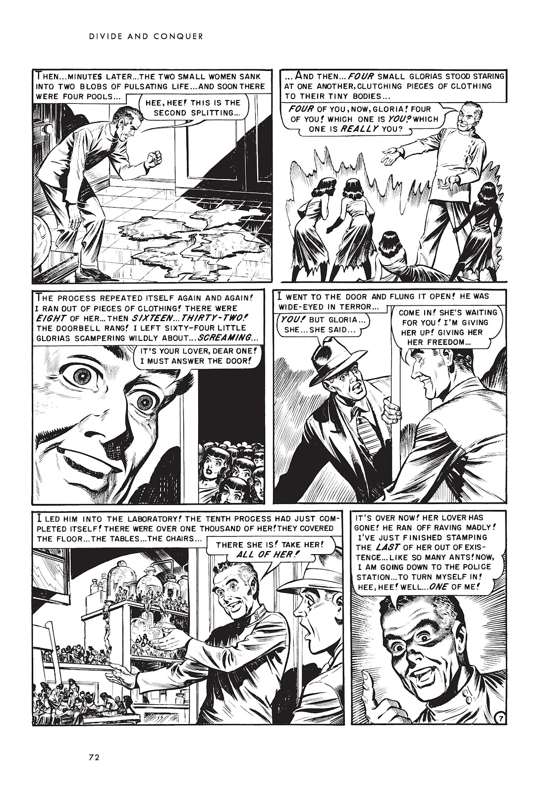 Read online The Martian Monster and Other Stories comic -  Issue # TPB (Part 1) - 87