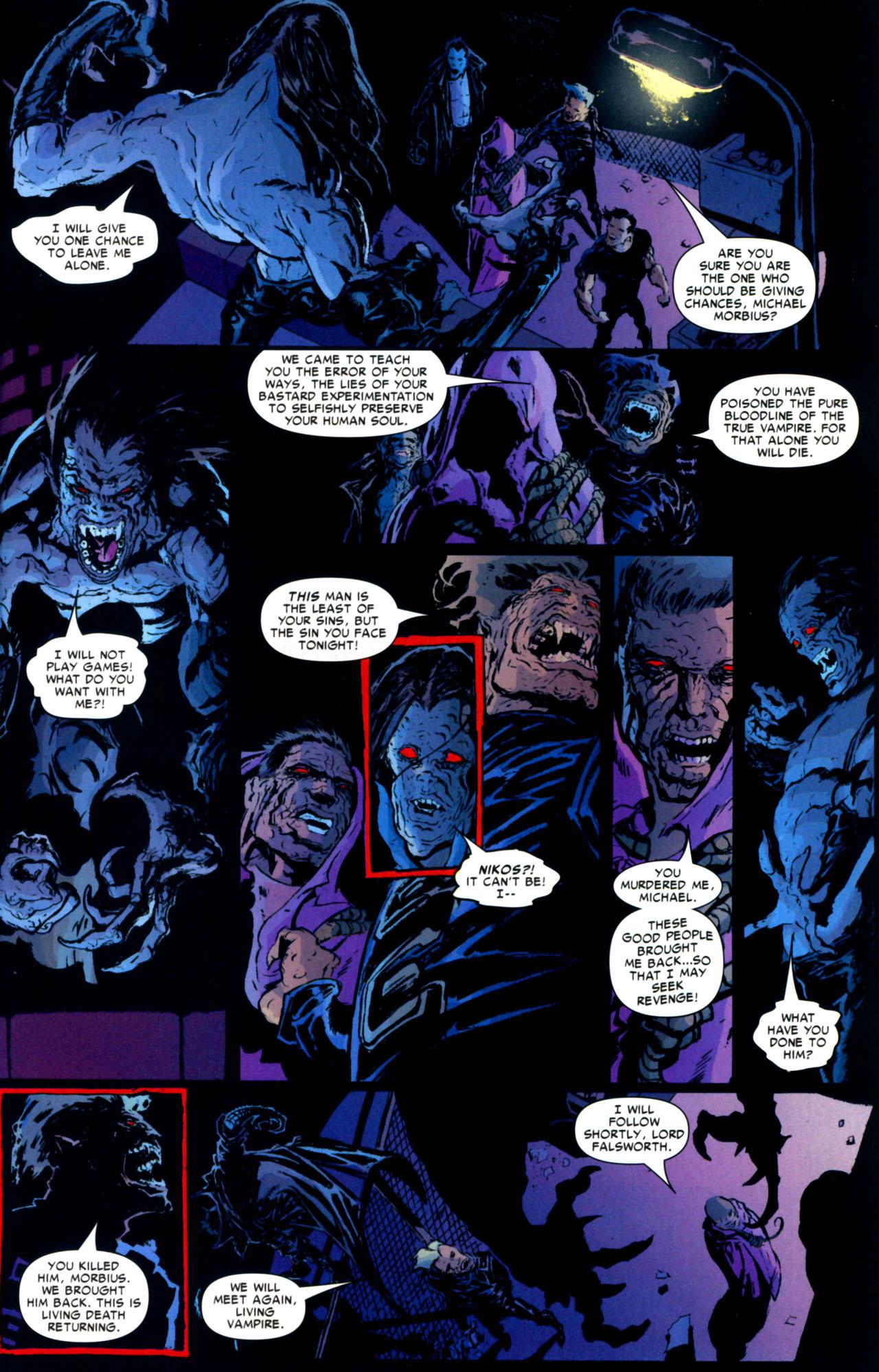 Read online Amazing Fantasy (2004) comic -  Issue #17 - 33