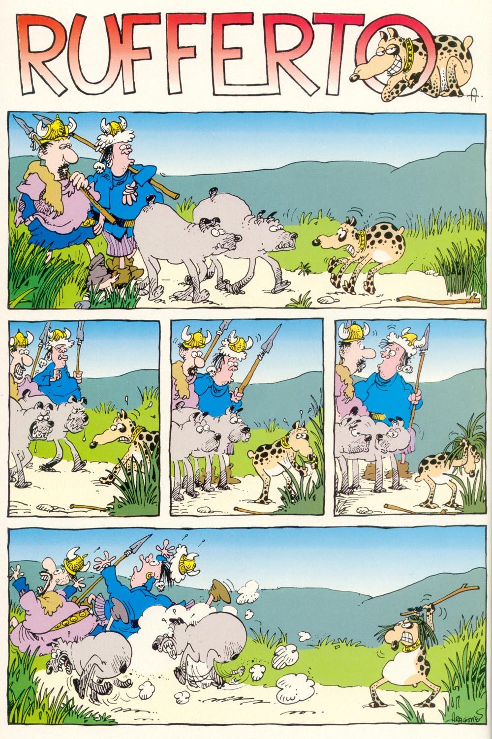 Read online Sergio Aragonés Groo the Wanderer comic -  Issue #88 - 34