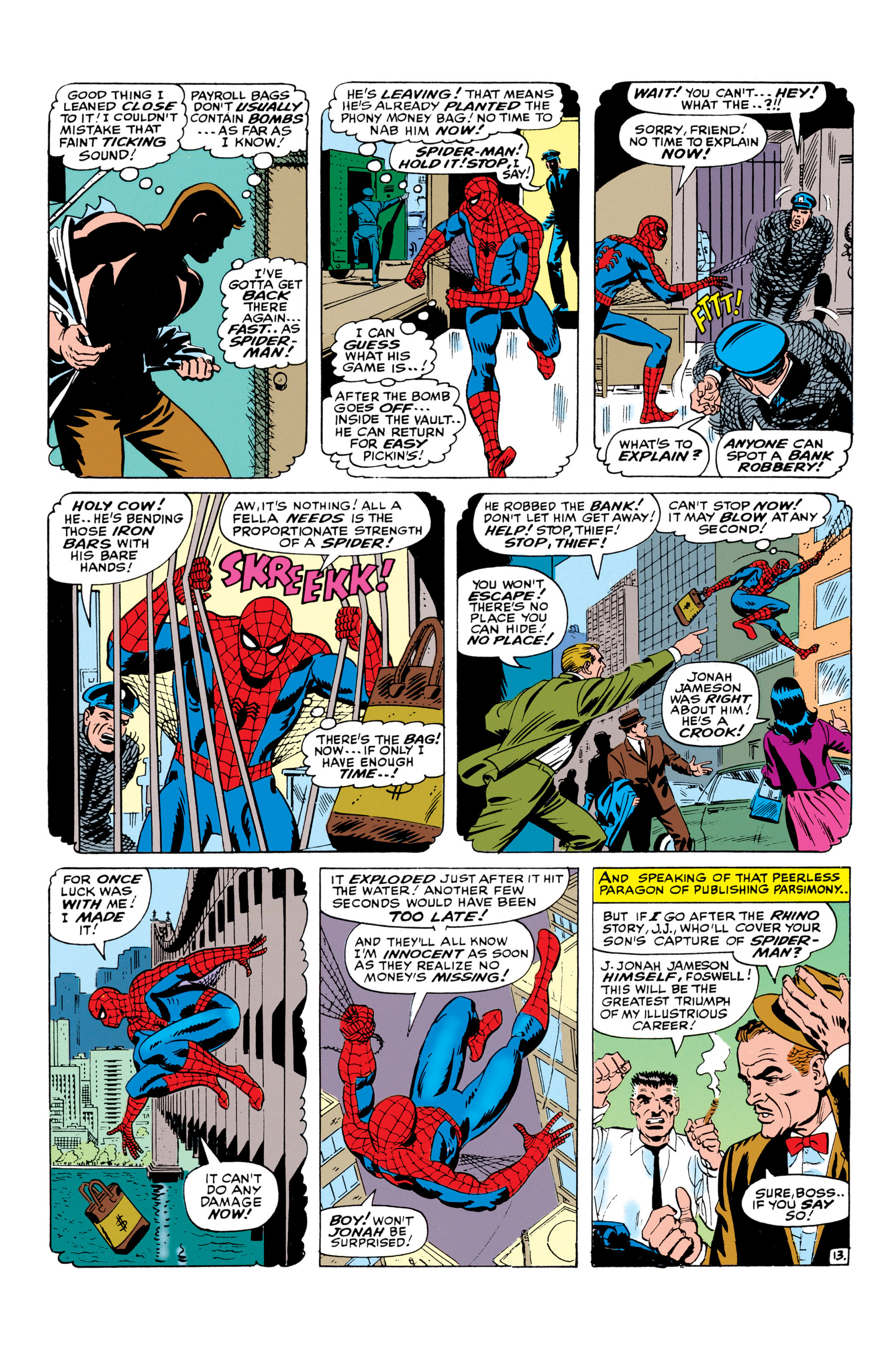 The Amazing Spider-Man (1963) 42 Page 13
