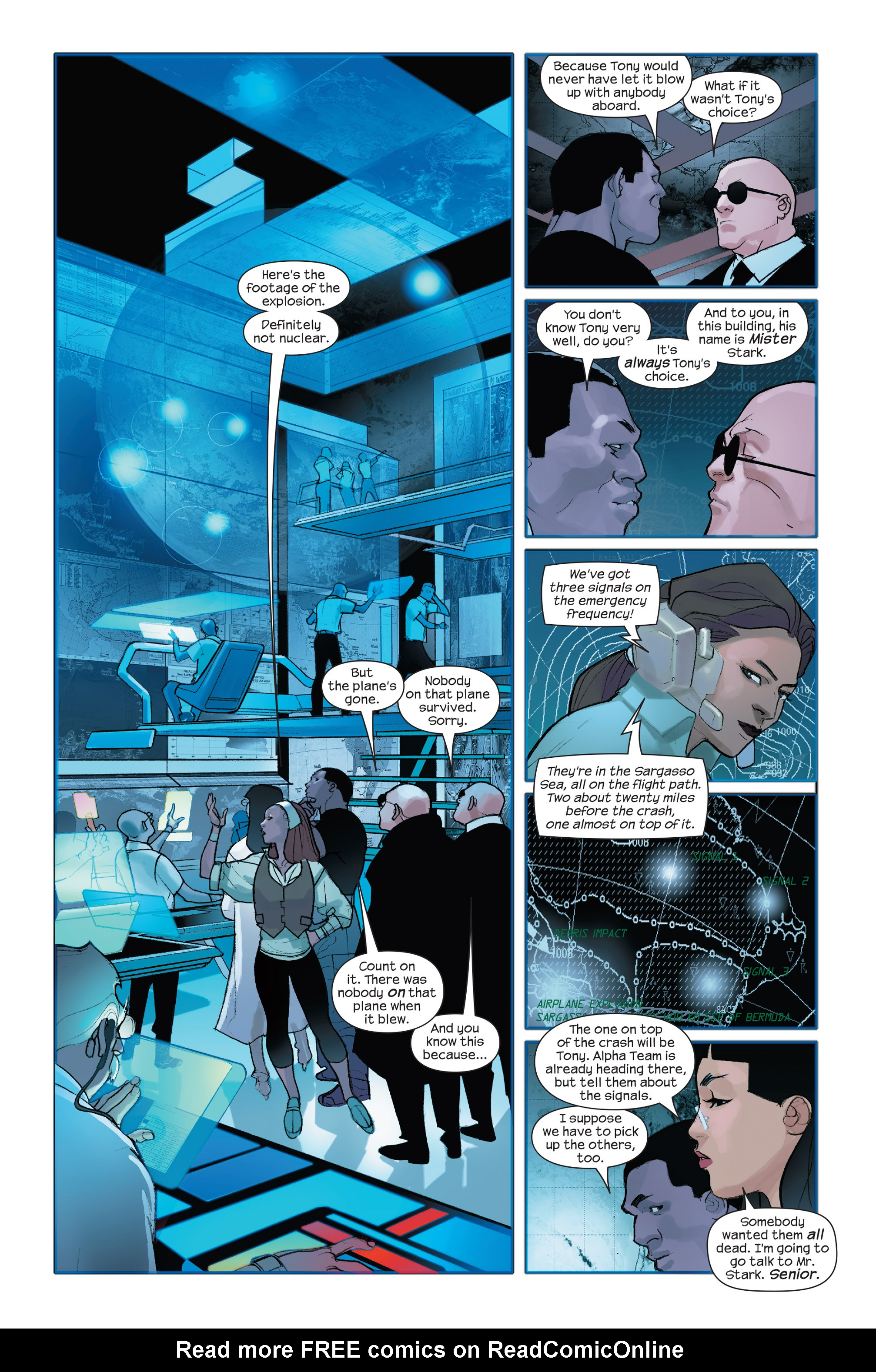 Read online Ultimate Iron Man II comic -  Issue #4 - 17