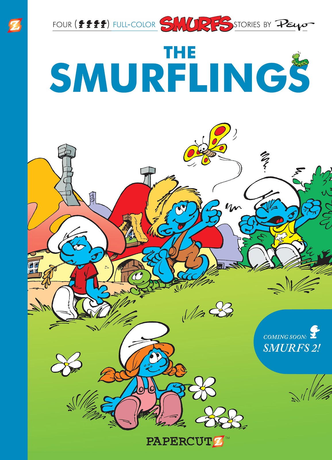 Read online The Smurfs comic -  Issue #15 - 1
