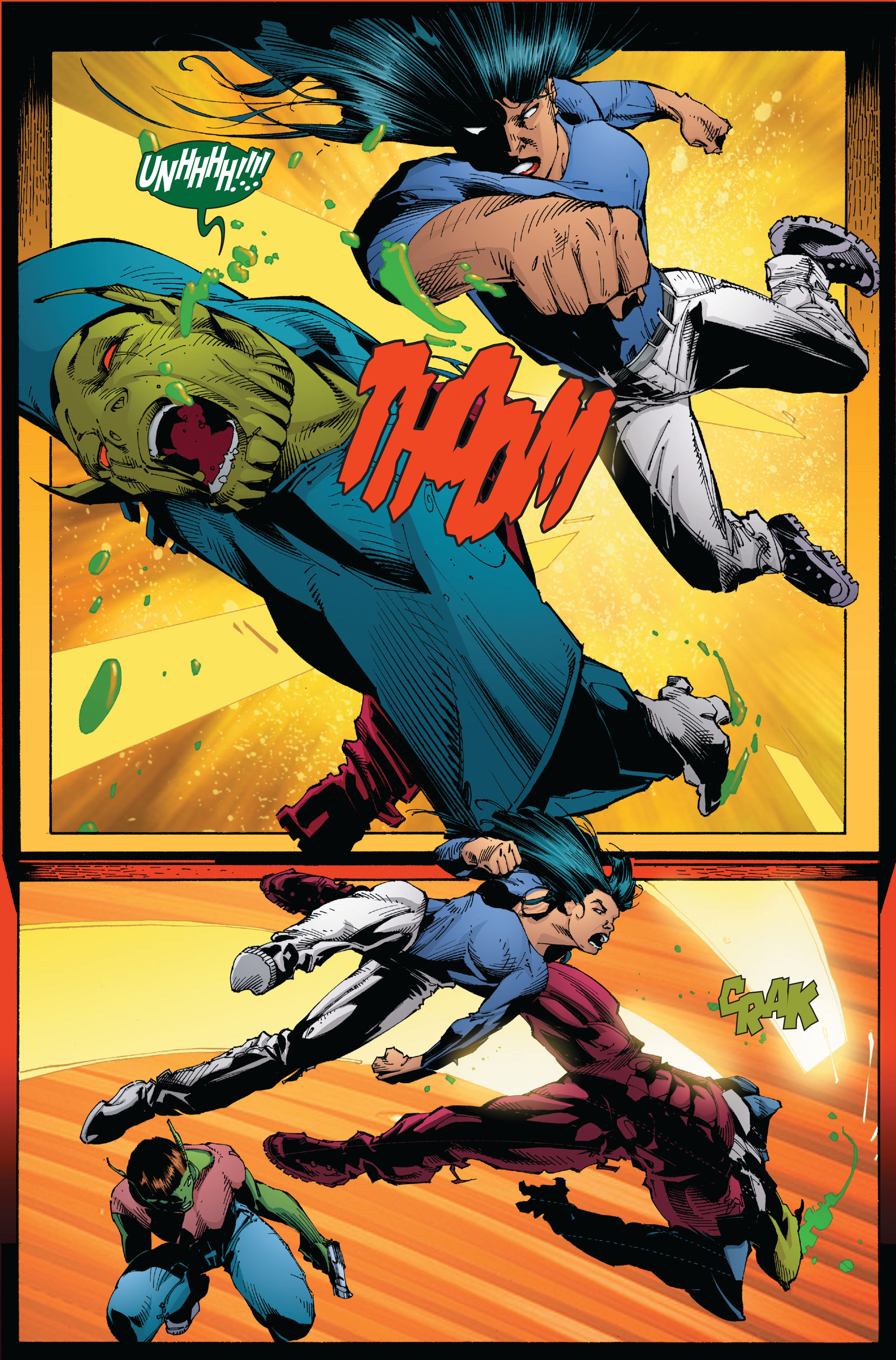 Read online X-Factor (2006) comic -  Issue #34 - 14