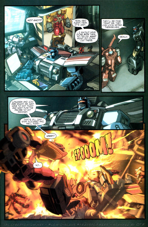 Read online Transformers Armada comic -  Issue #15 - 14