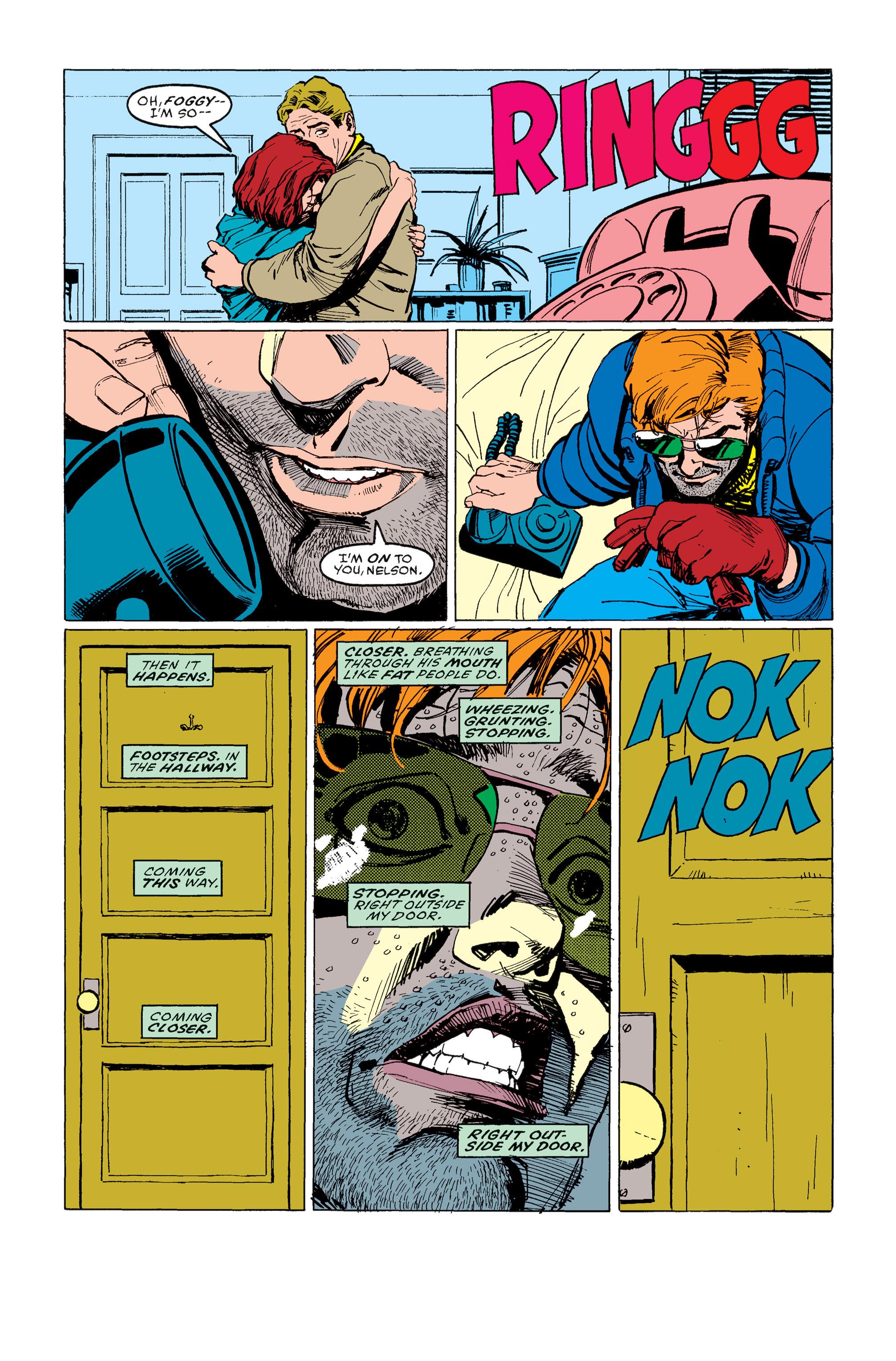 Read online Daredevil: Born Again comic -  Issue # Full - 61
