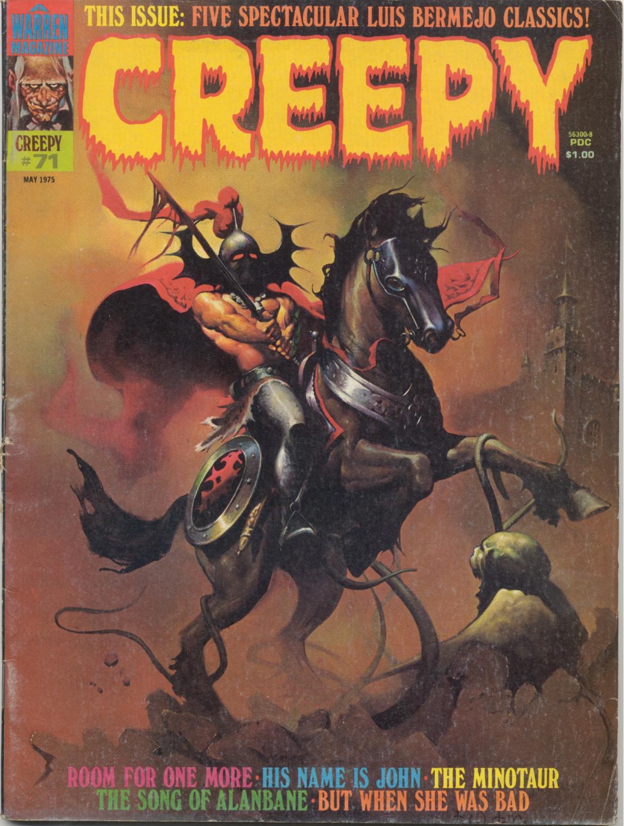 Creepy (1964) 71 Page 1
