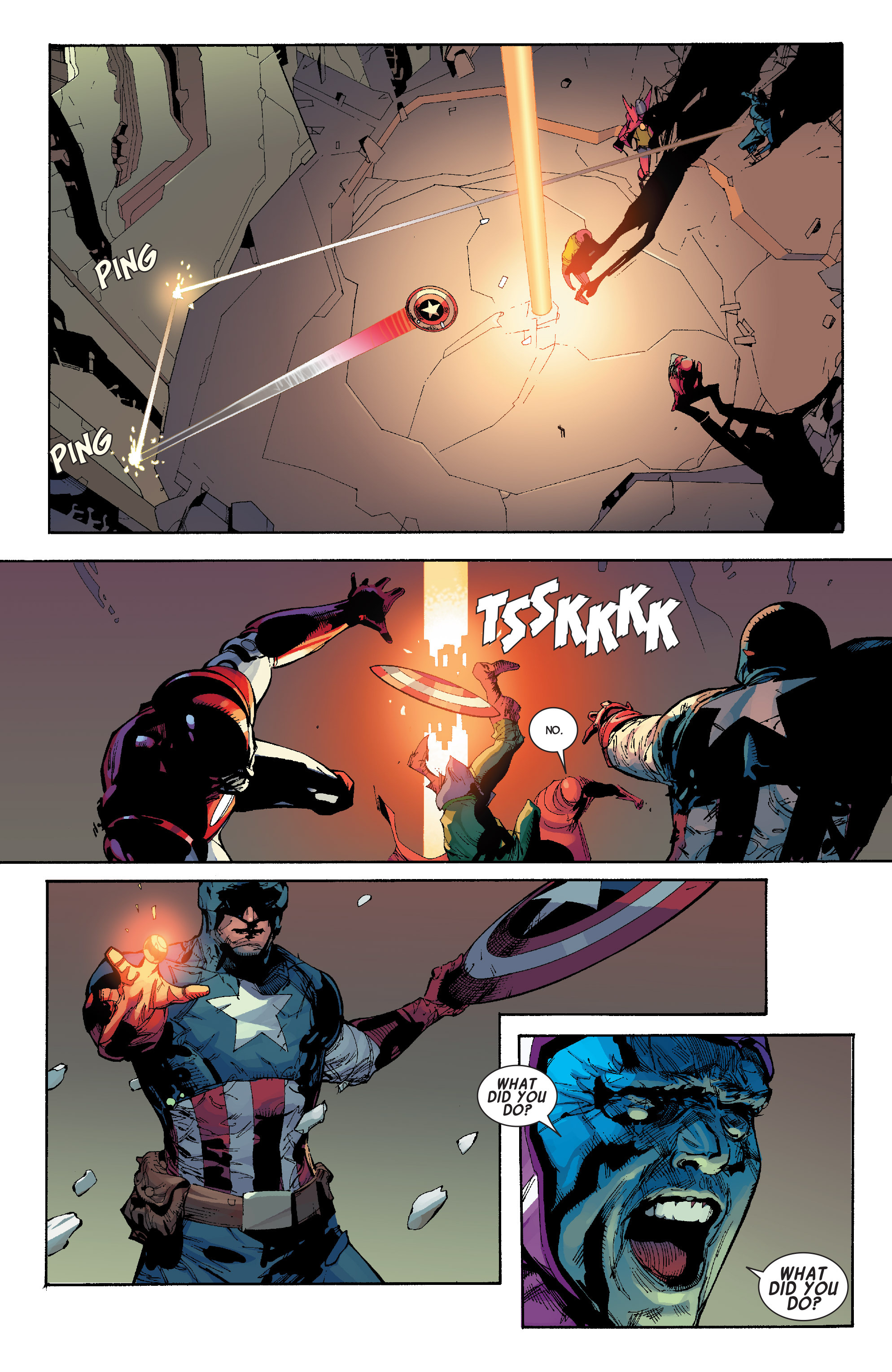Read online Avengers (2013) comic -  Issue #Avengers (2013) _TPB 6 - 142
