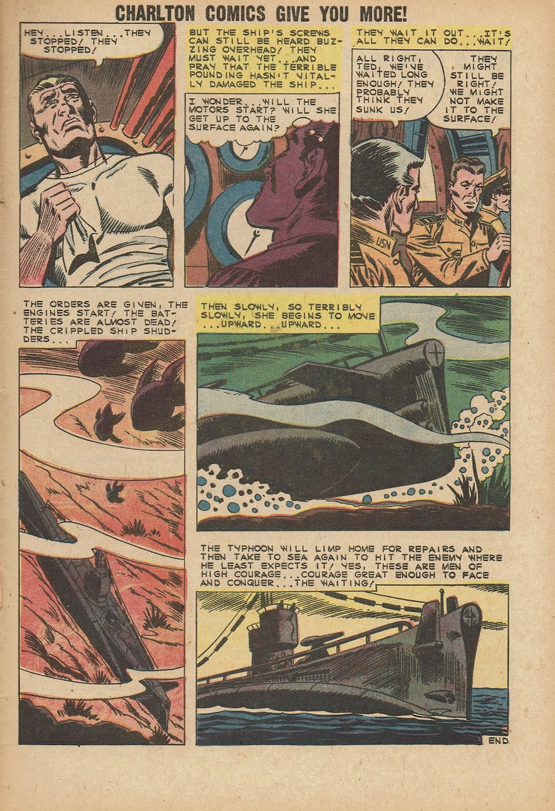 Read online Fightin' Navy comic -  Issue #92 - 33