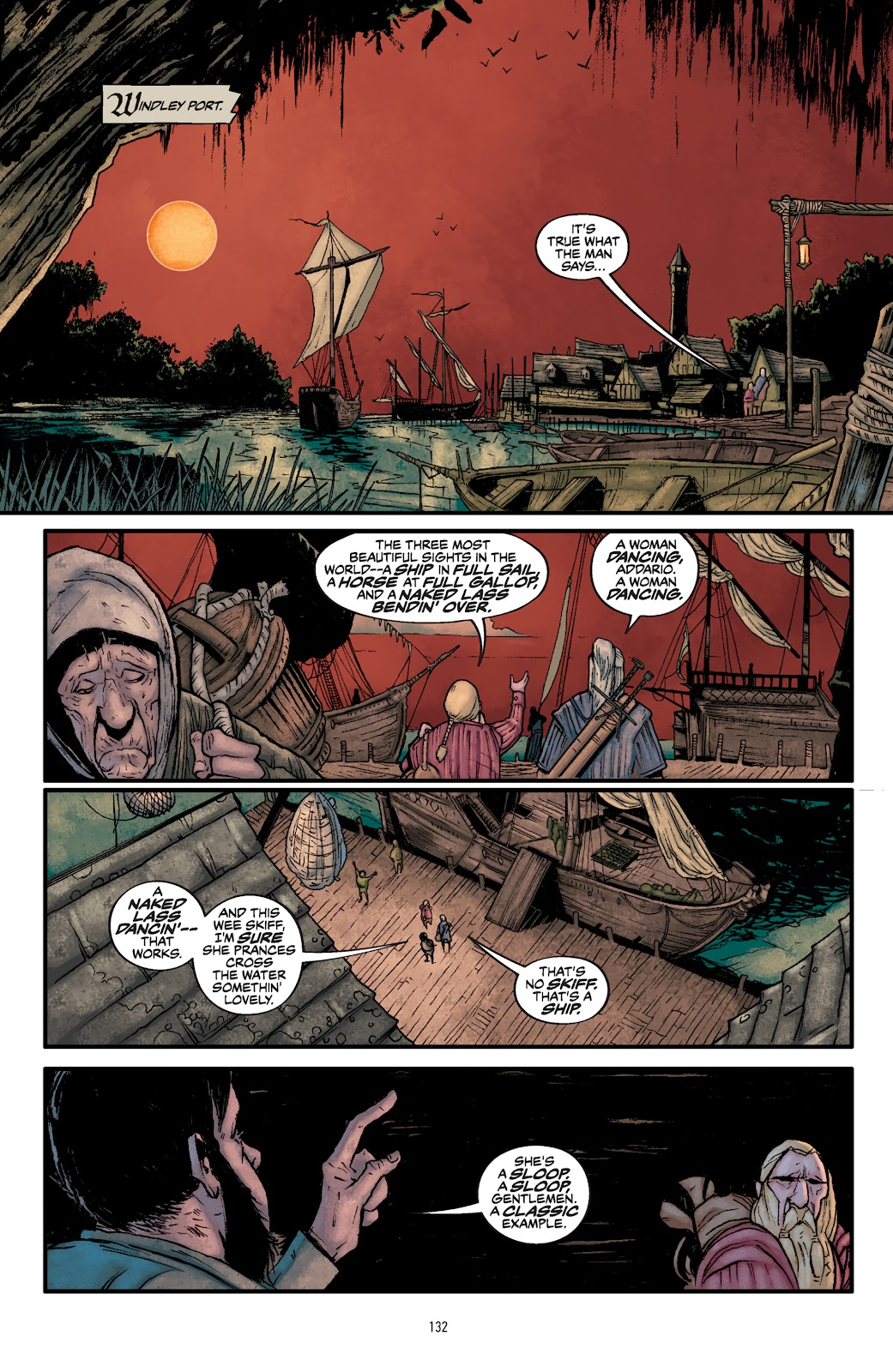 Read online The Witcher Omnibus comic -  Issue # TPB (Part 2) - 34