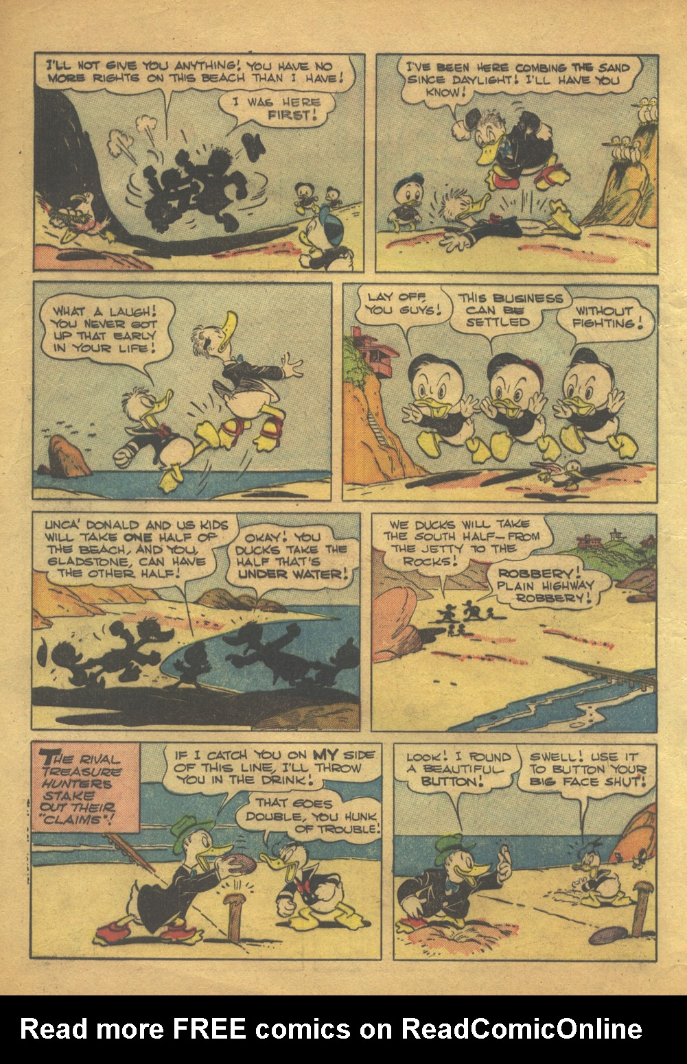 Walt Disney's Comics and Stories issue 103 - Page 4
