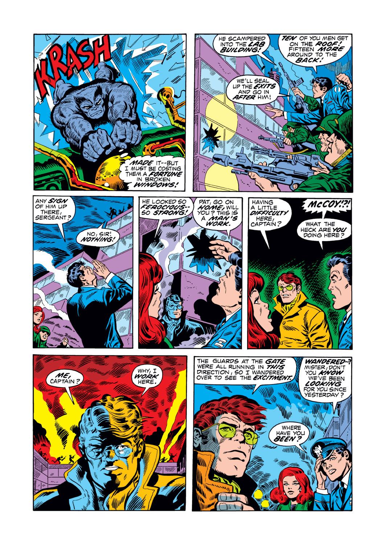 Read online Amazing Adventures (1970) comic -  Issue #14 - 10