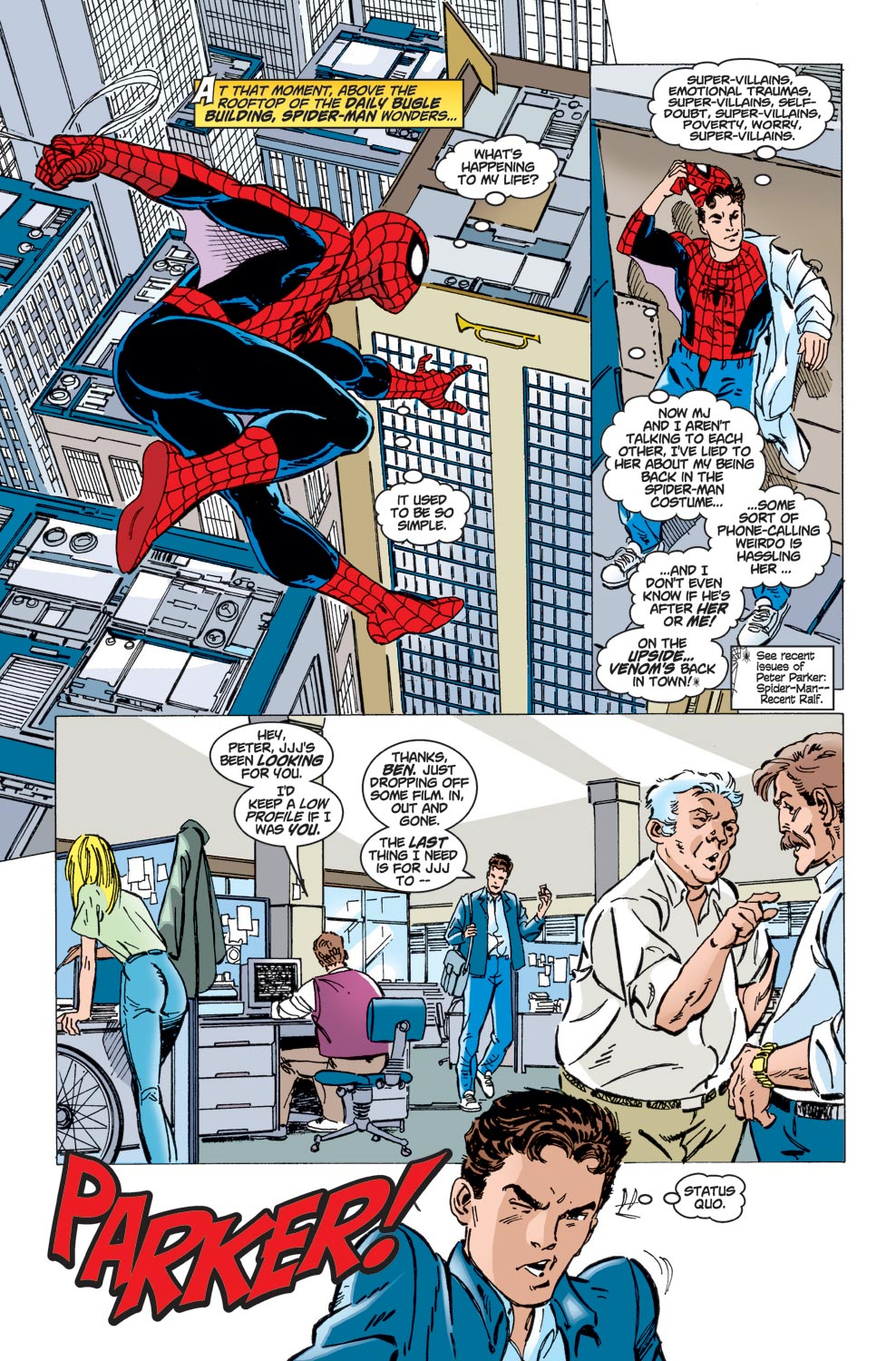 The Amazing Spider-Man (1999) 11 Page 5