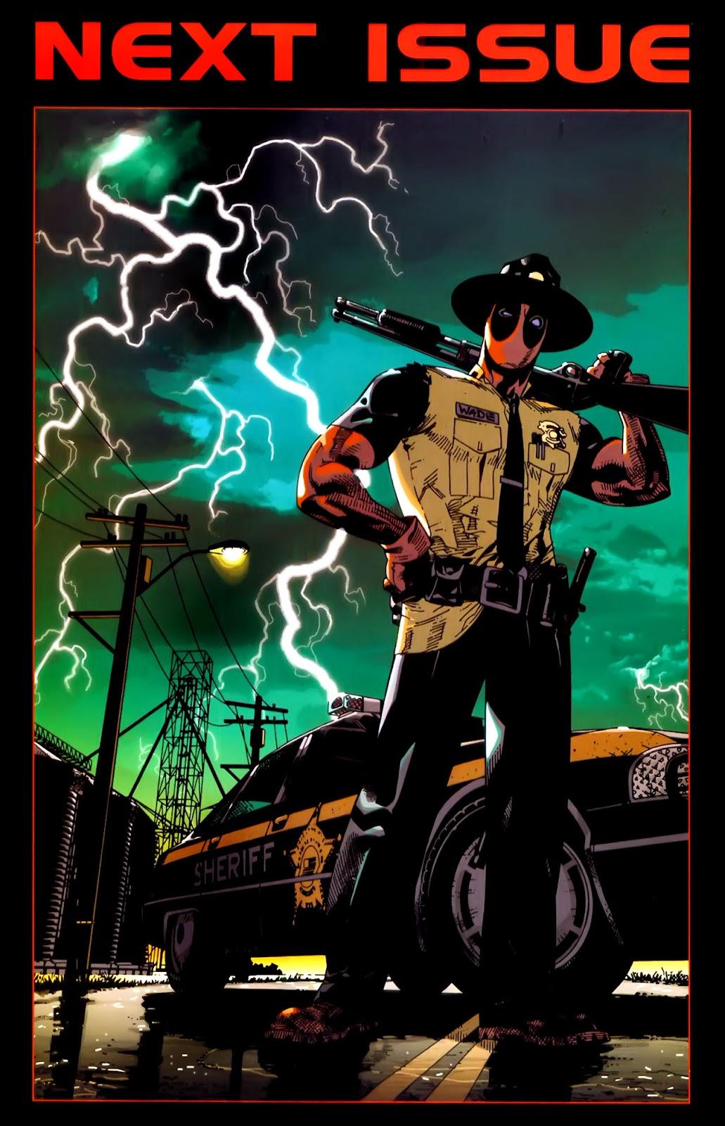Read online Deadpool (2008) comic -  Issue #21 - 25