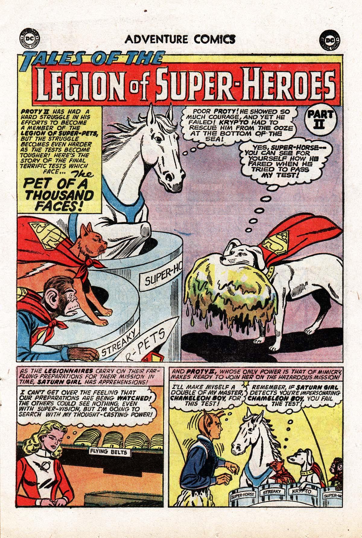 Read online Adventure Comics (1938) comic -  Issue #322 - 13