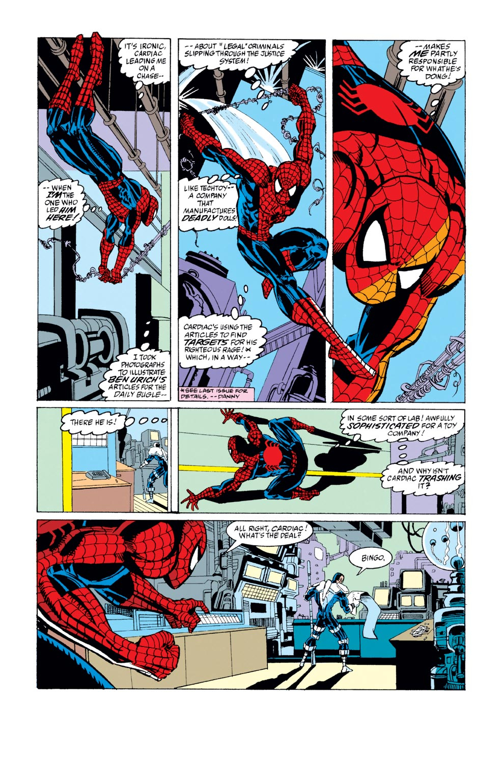 The Amazing Spider-Man (1963) 360 Page 5